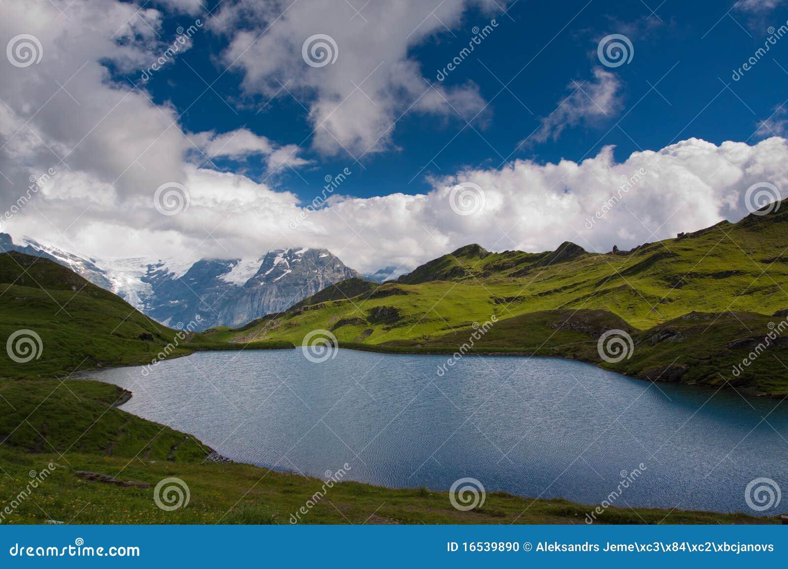 Ansicht fom der ERSTE Berg