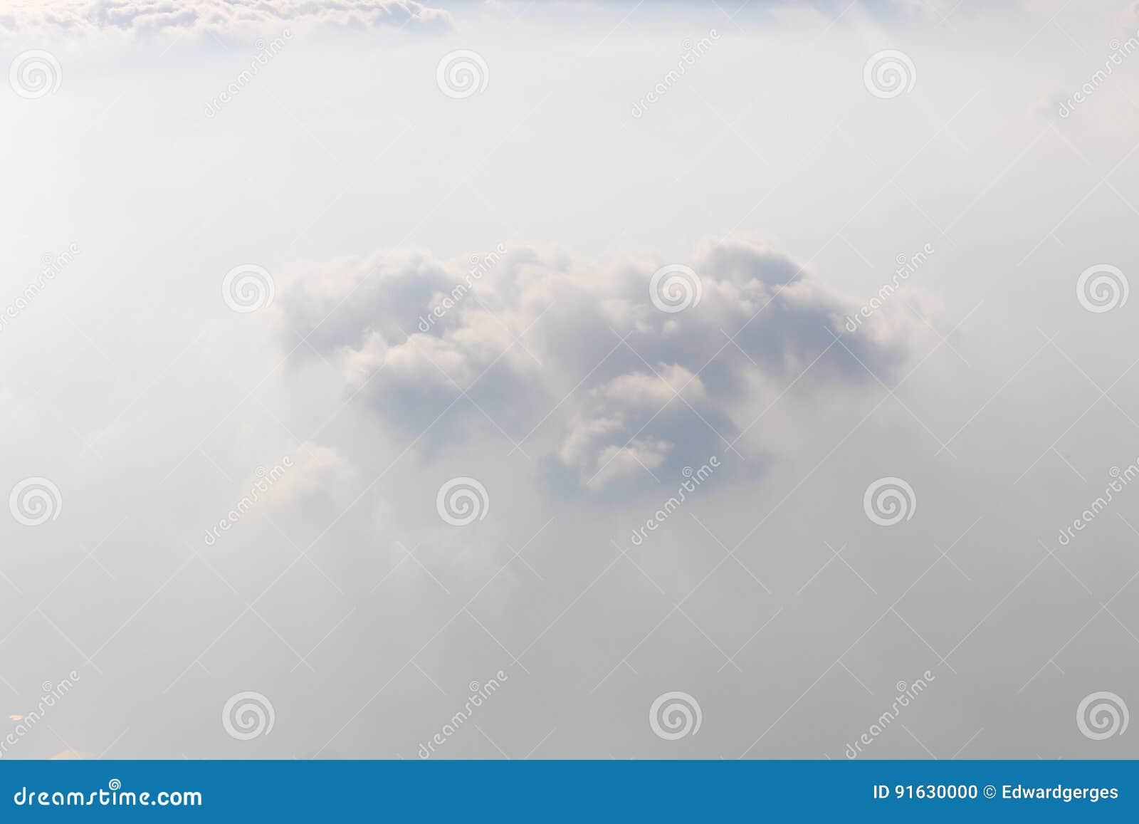 Ansicht vom Flug-Fenster stockfoto. Bild von hell, hintergrund ...