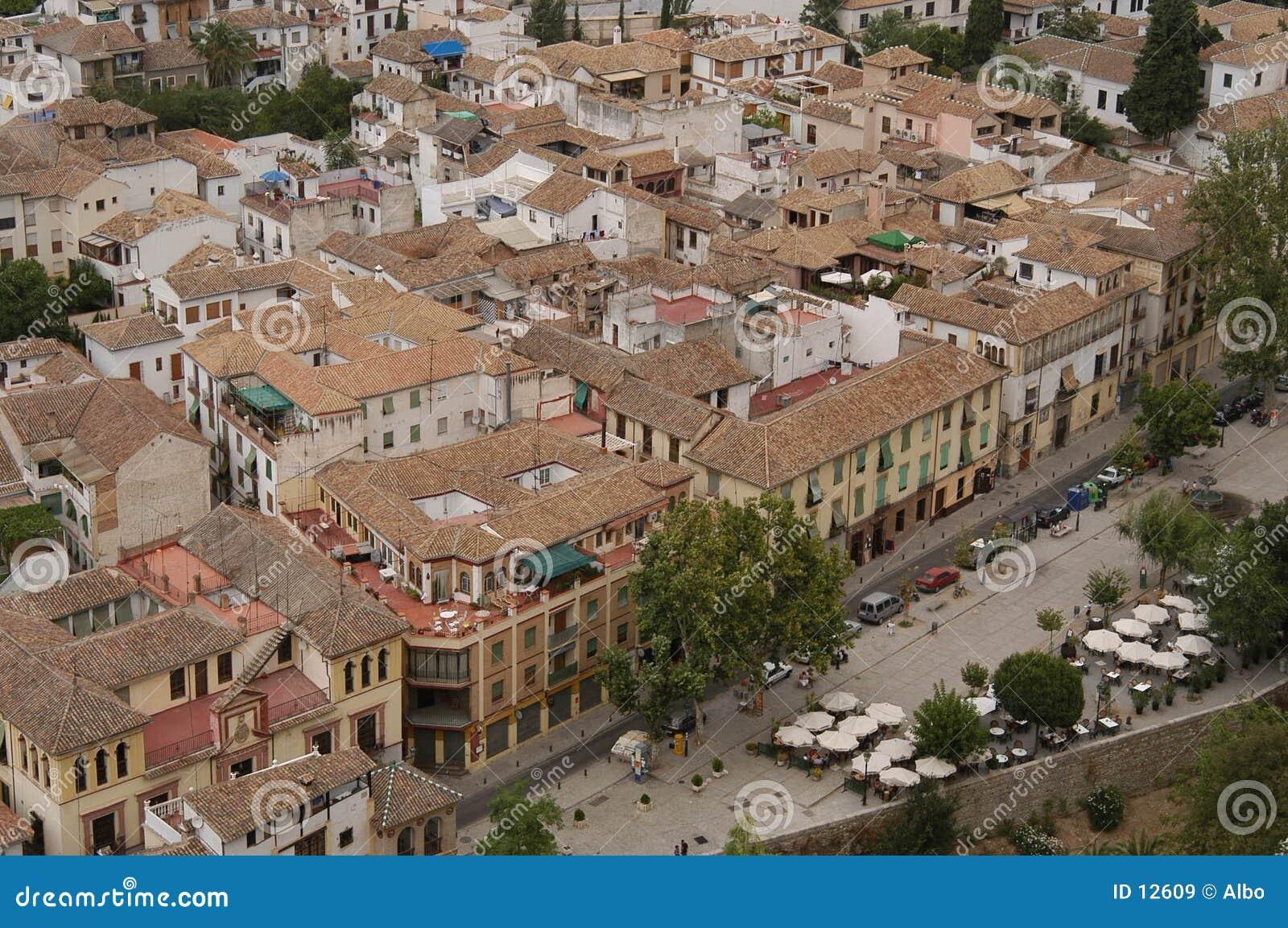 Ansicht von Granada