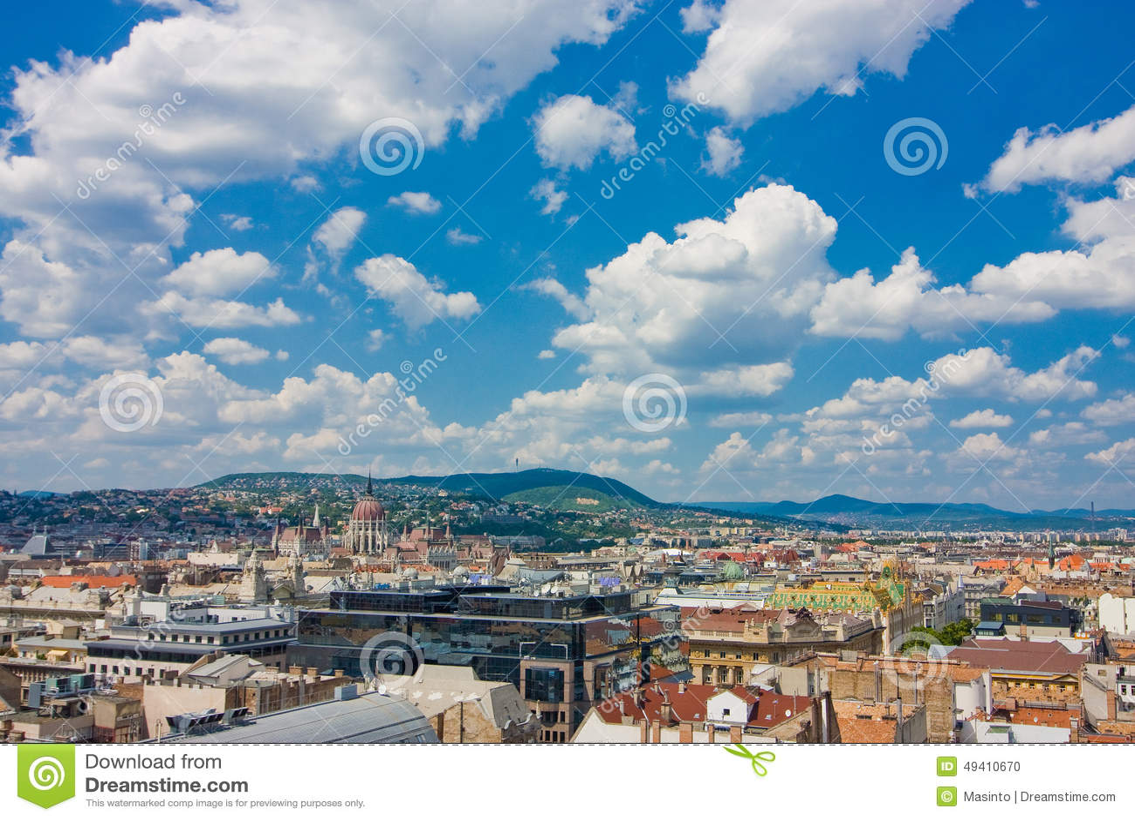 Download Ansicht Von Parlament Von Der Kathedrale Stockfoto - Bild von berühmt, städte: 49410670