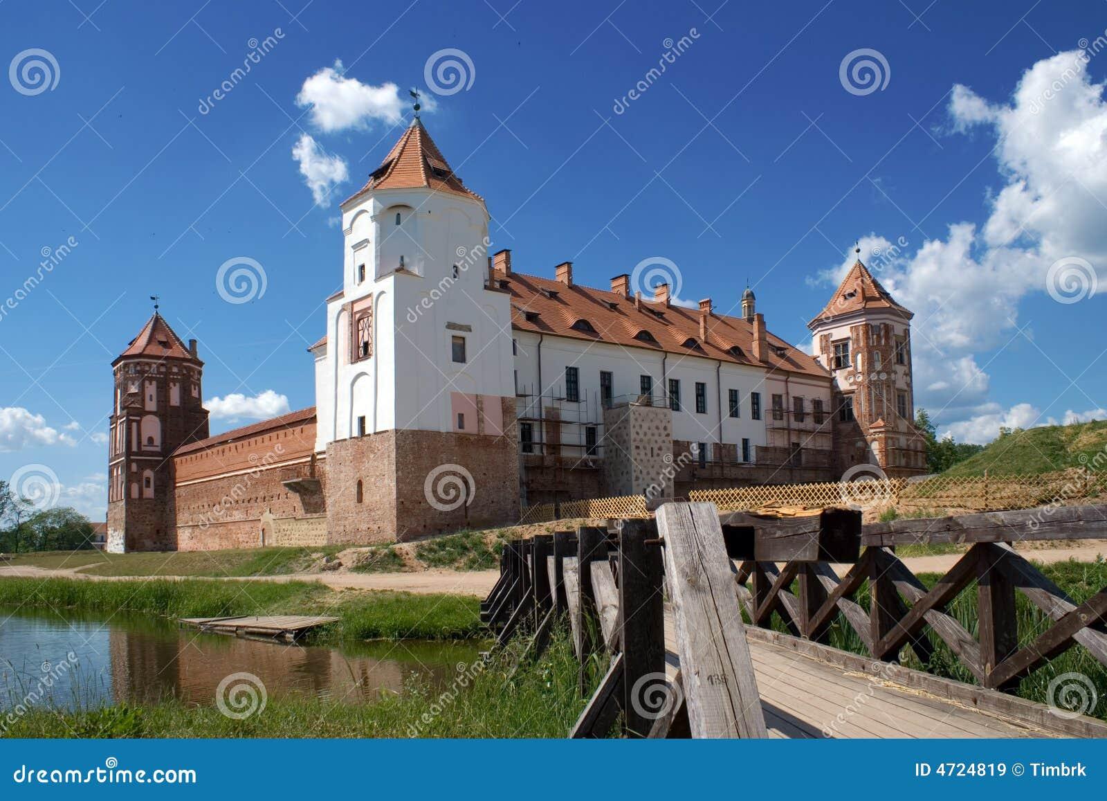 Ansicht zum Schloss