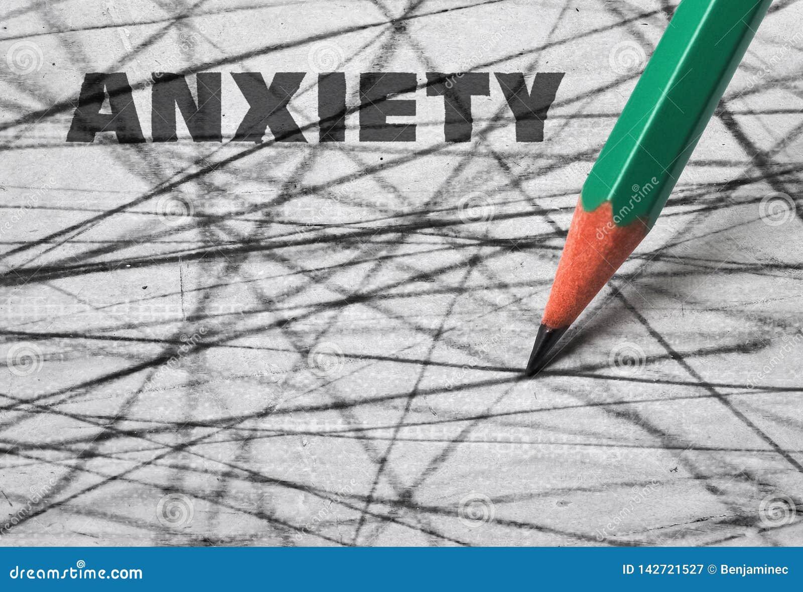 Ansiedad y tensión