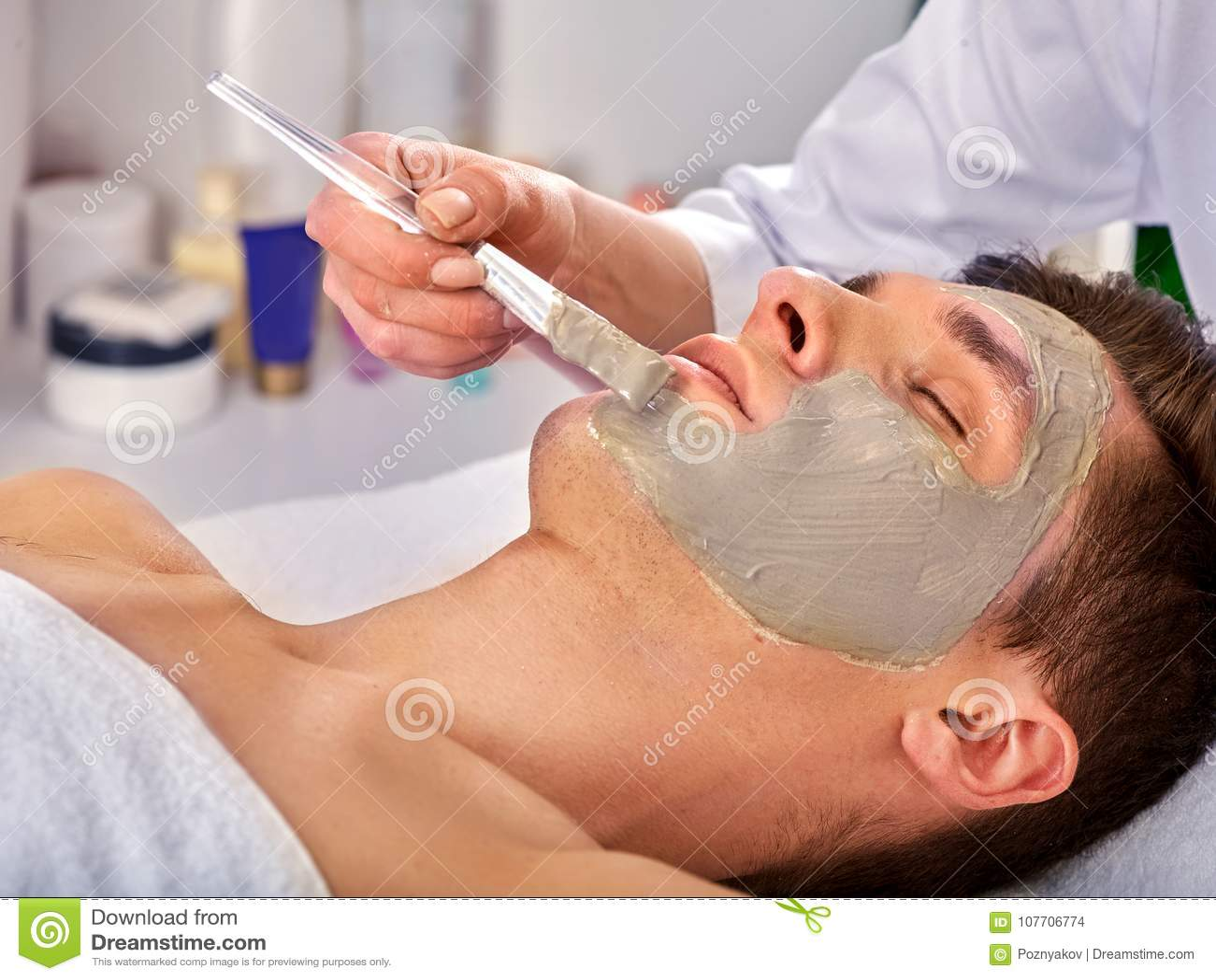 spa för män