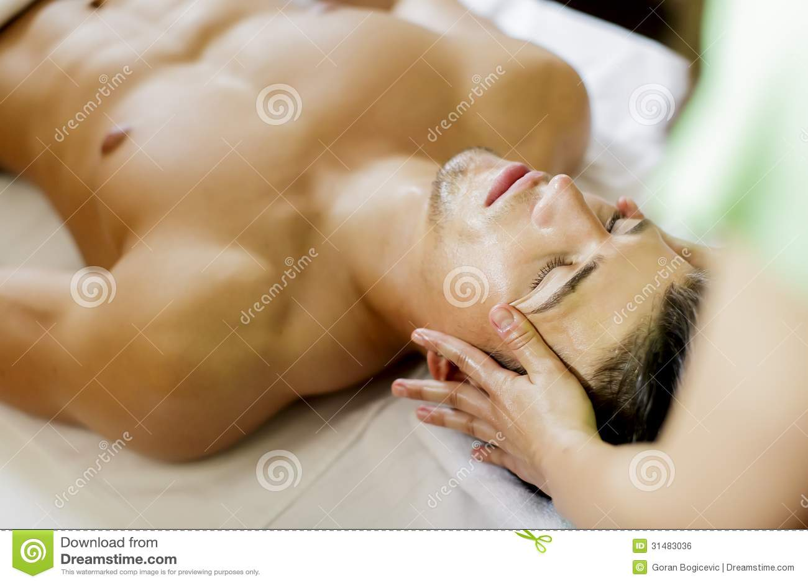 Ansikts- massage