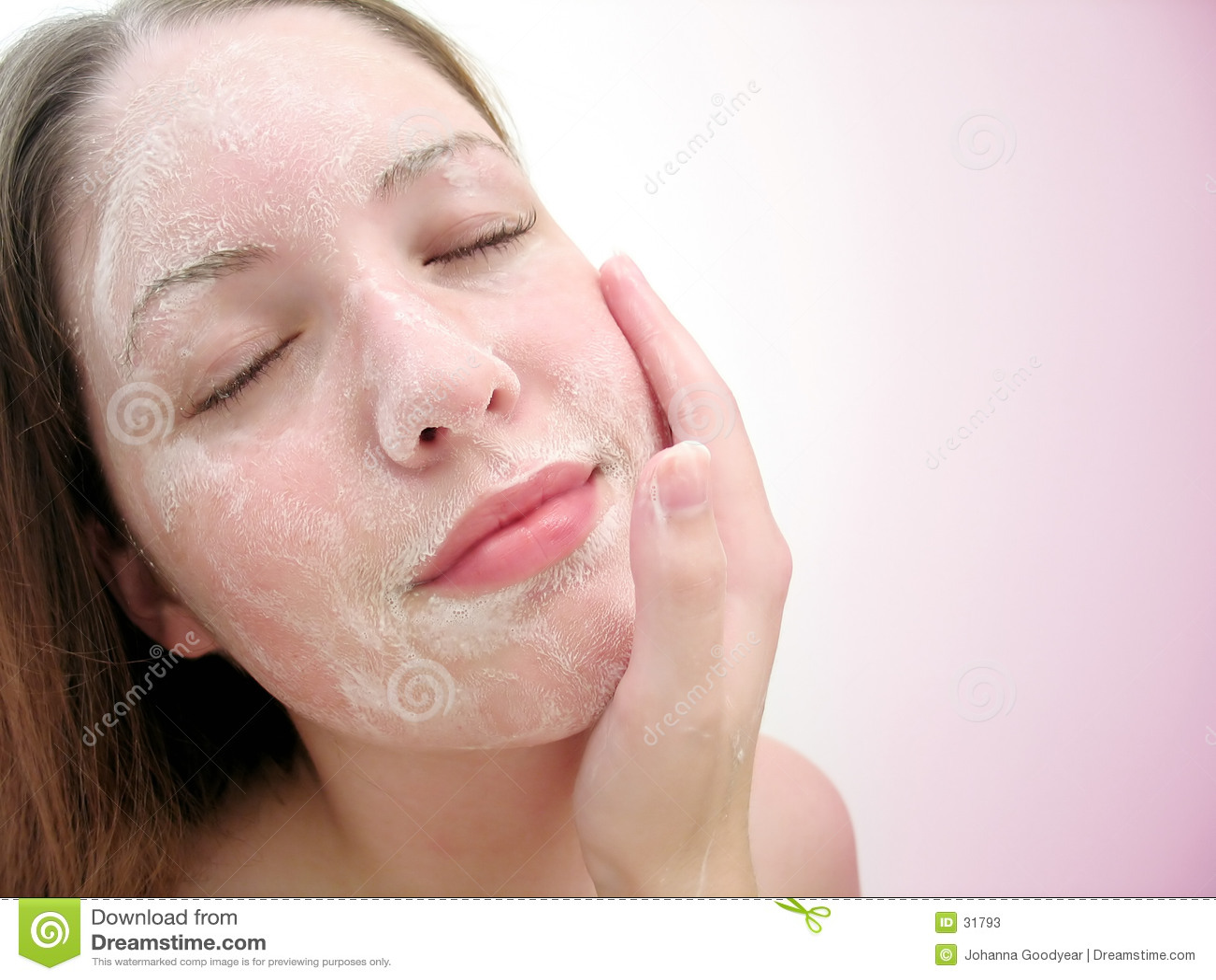Ansikts- wash 2
