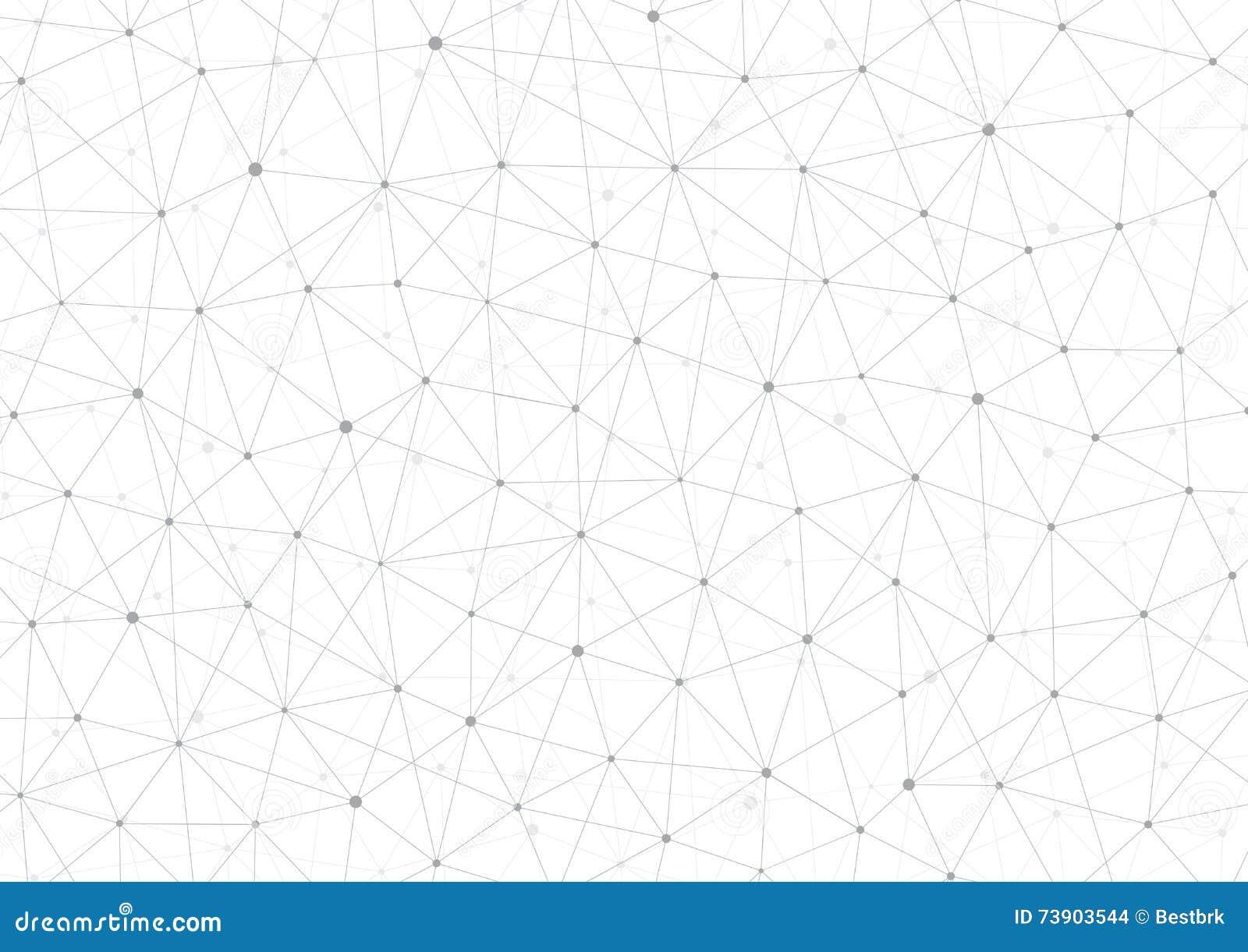 Anslutningsstruktur Molekyl av DNA:t och neurons abstrakt bakgrund Medicin vetenskapsteknologi vektor