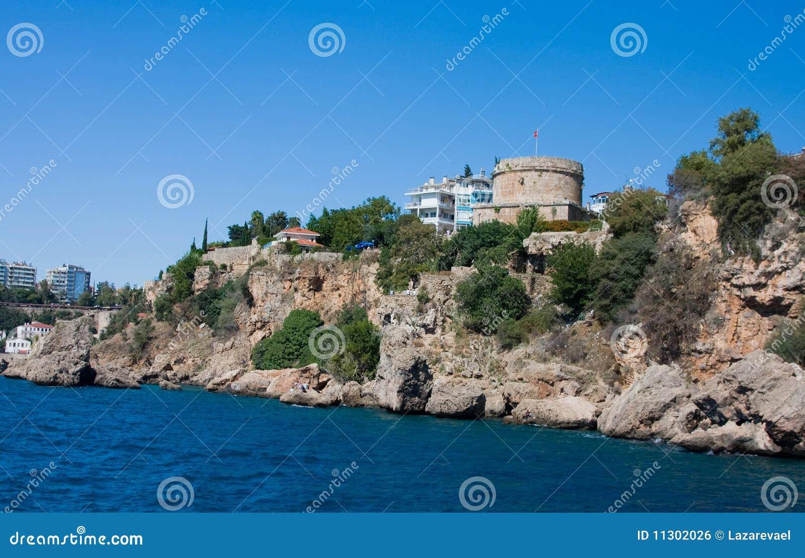 Antalya, die Türkei