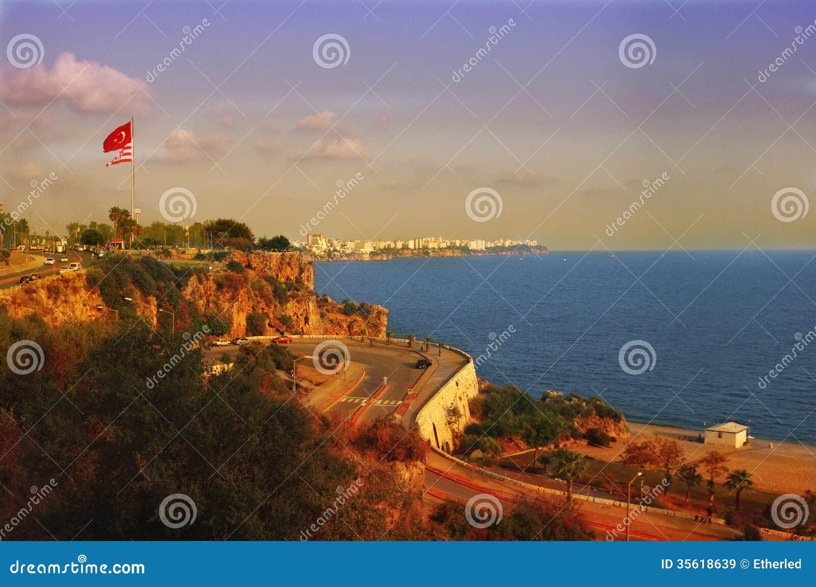 Antalya kust