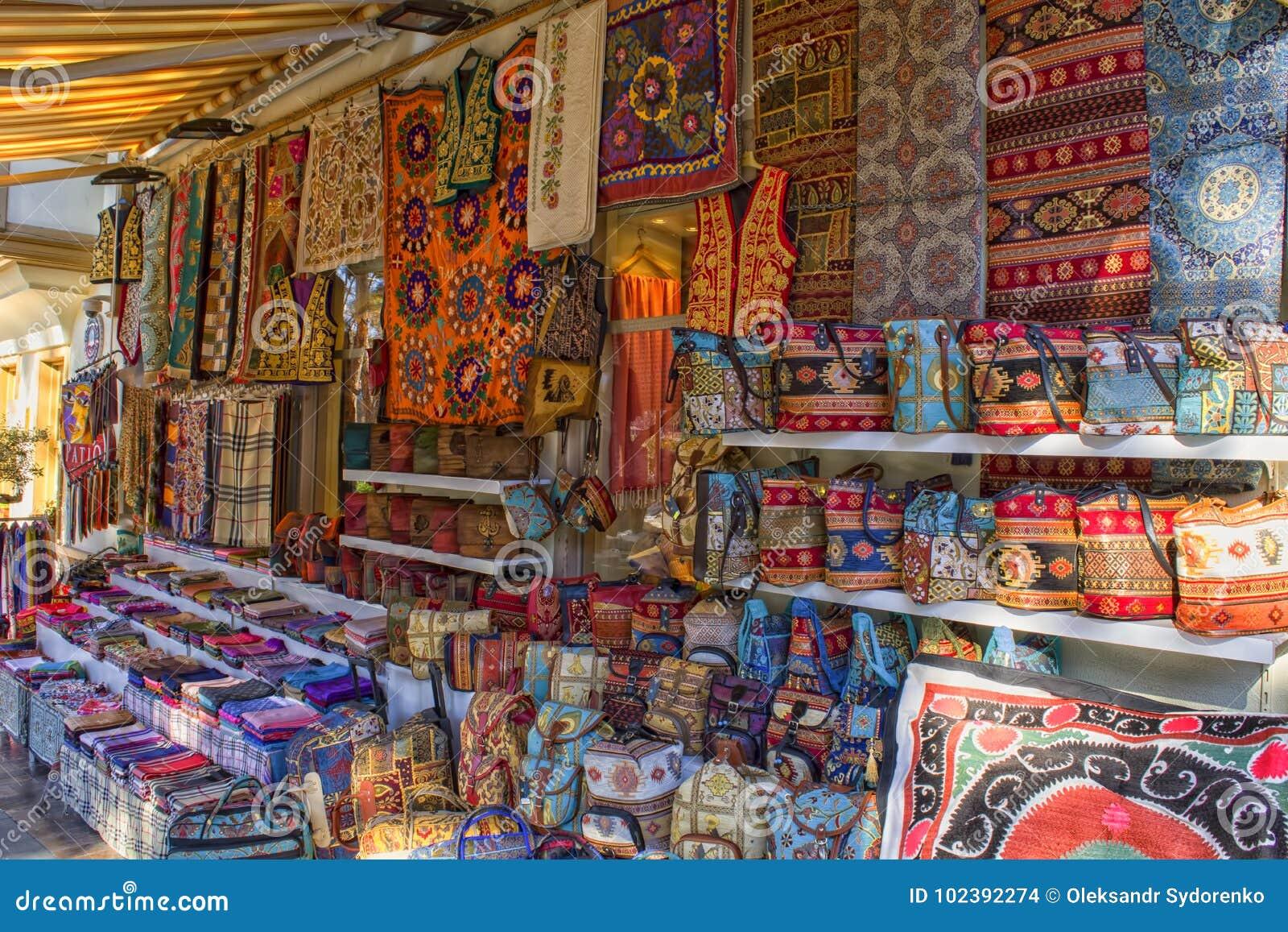 Türkei Evrenseki Sasmaz Bazaar Basar 2018