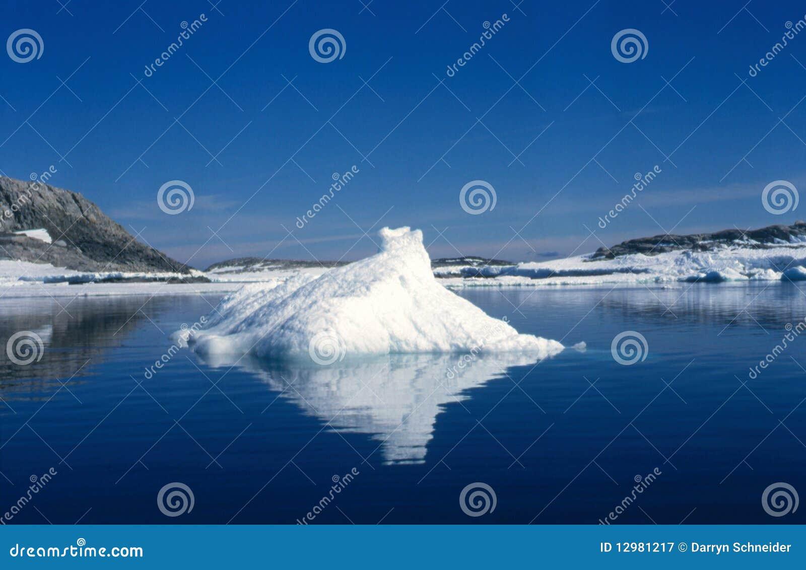 Antarctic Iceberg III