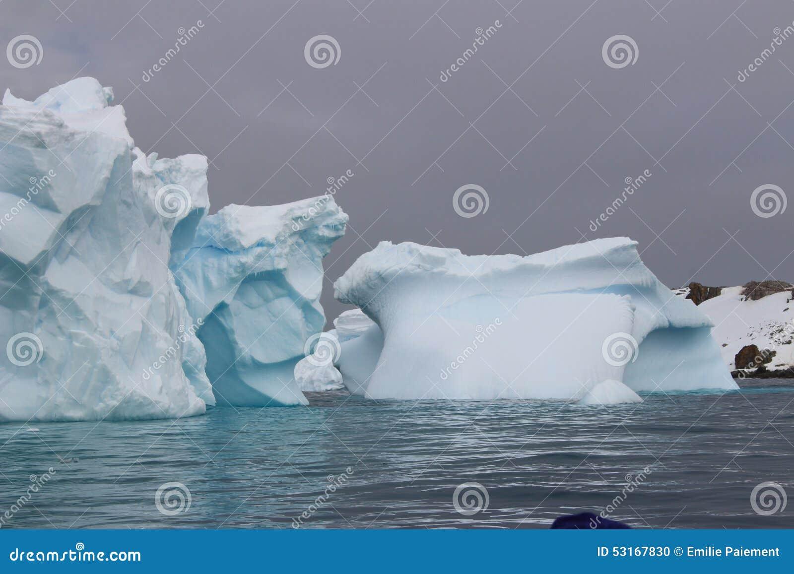 Antarctica - Landschap