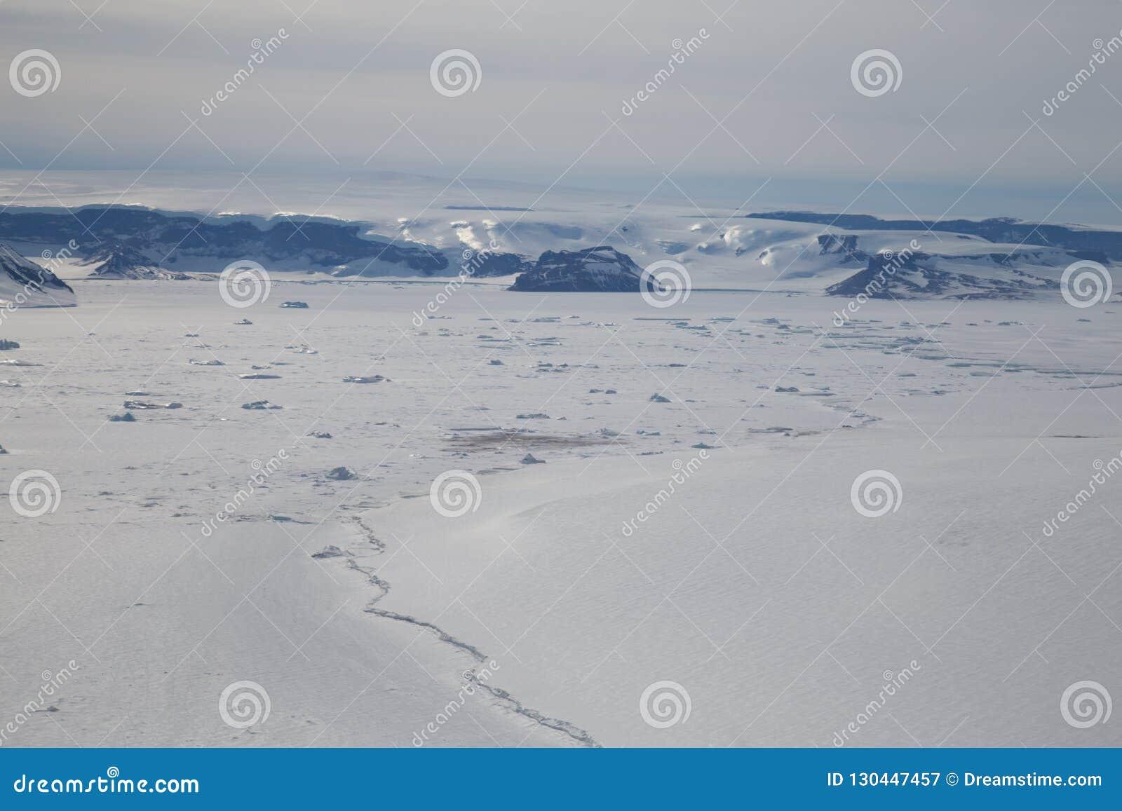 Antarktyczny półwysep, Listopad 2018