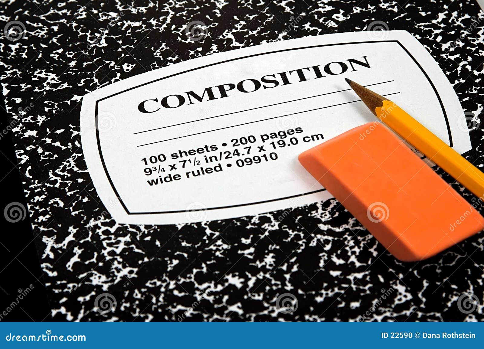 Anteckningsbok för 2 sammansättning