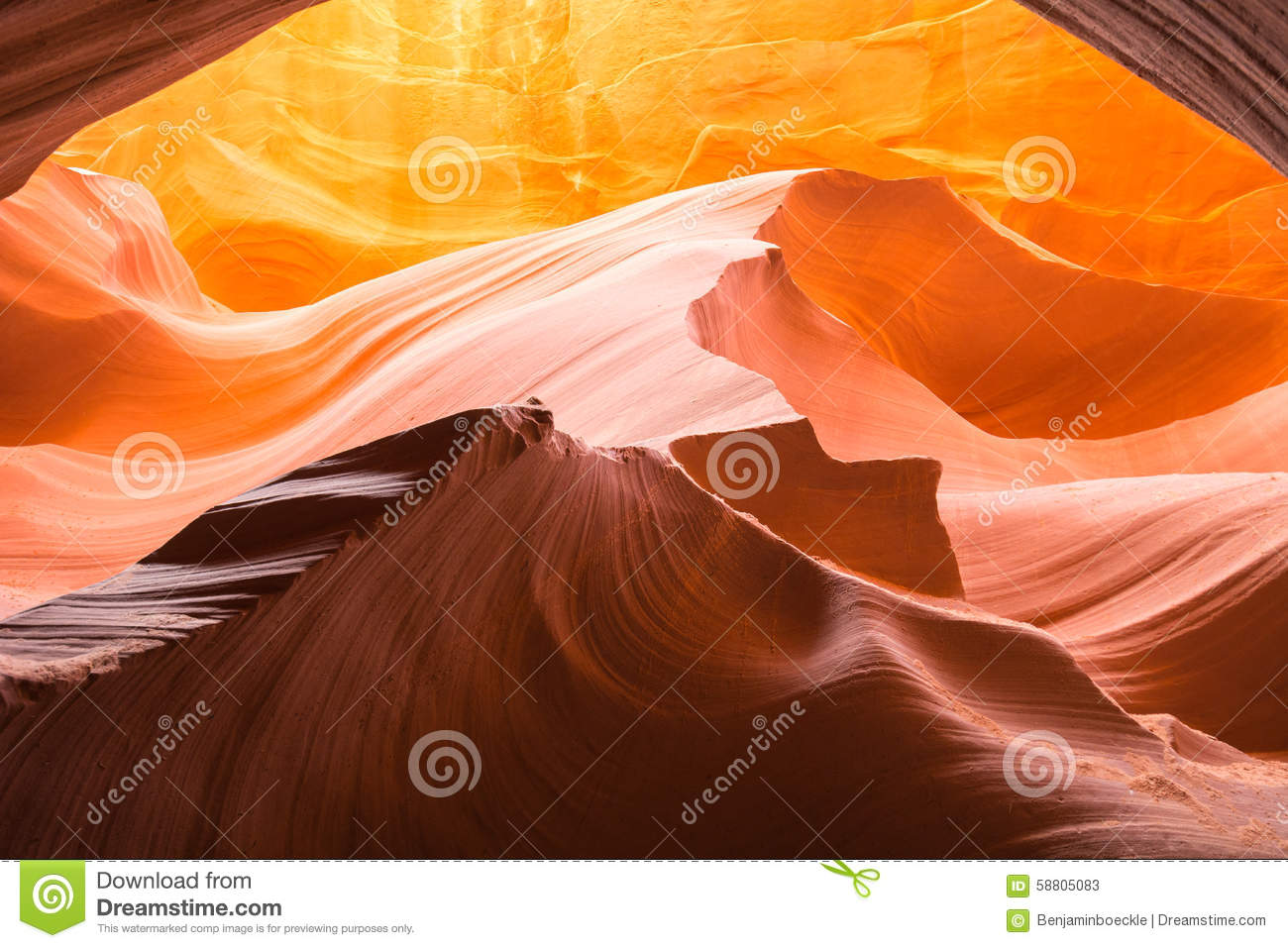 Antelope Canyon, Arizona, USA, Lake Powell