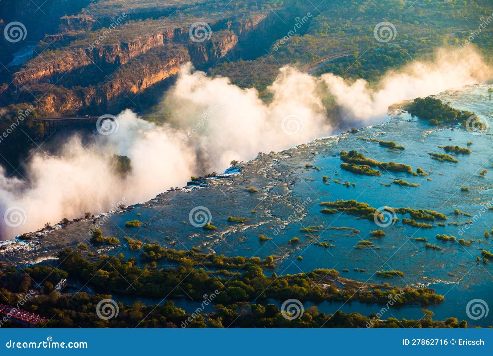 Antena de Victoria Falls