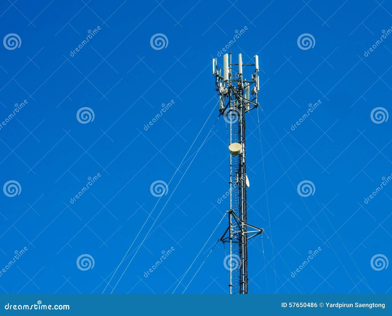 Antena dla use komunikuje
