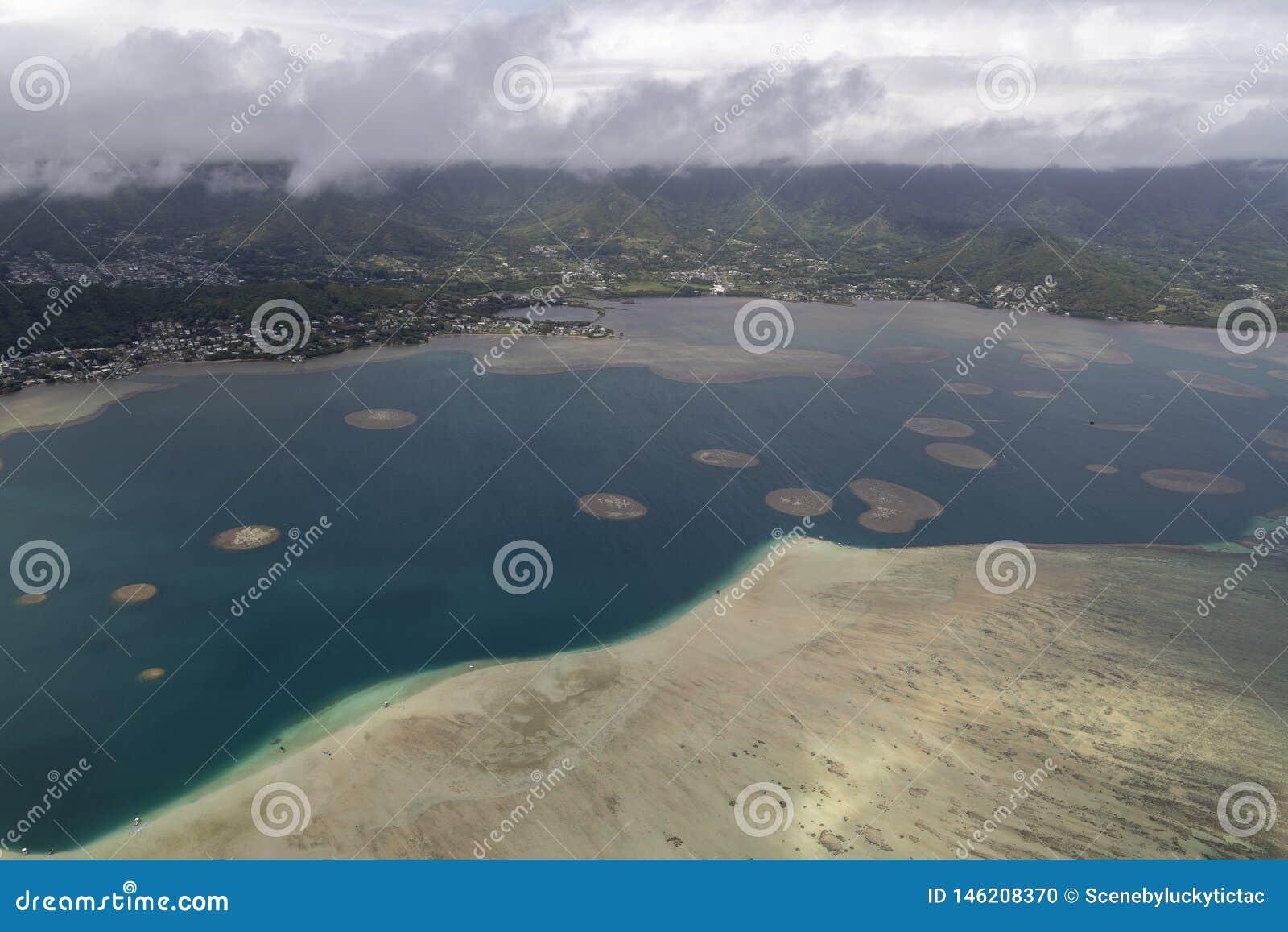 Antena wschodnia część Oahu Hawaje