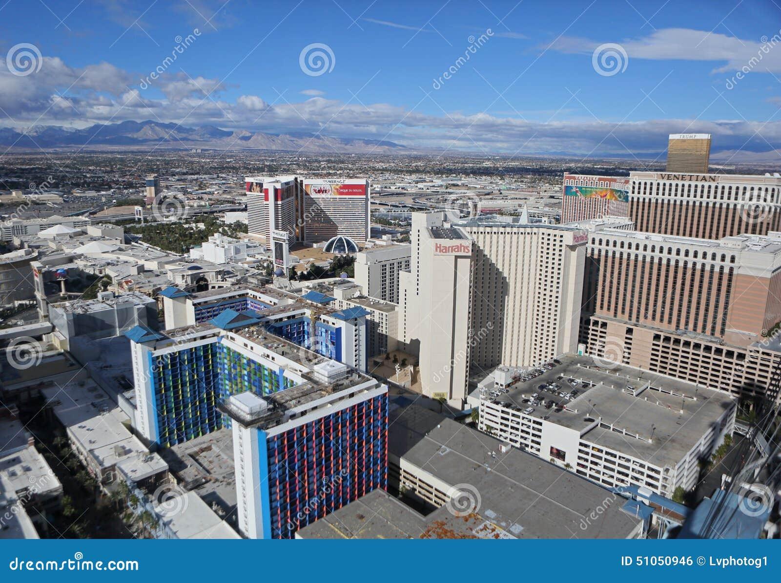 Antenne de bande de Las Vegas