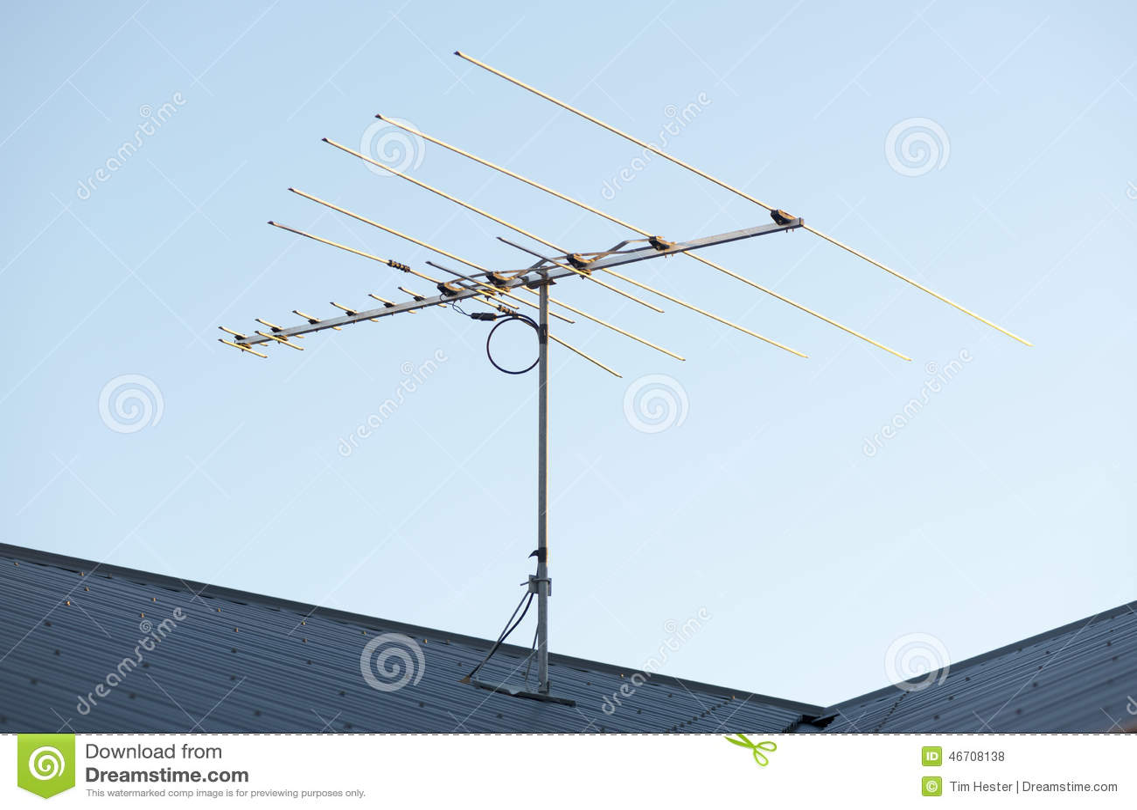 Antenne de Digitals TV