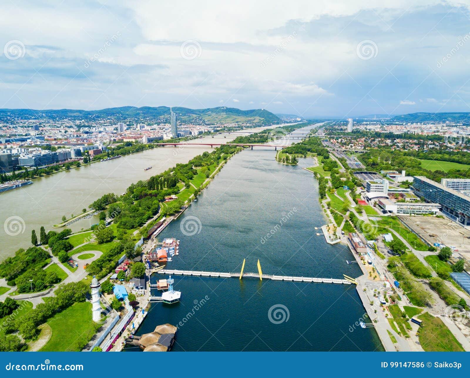 Antenne de secteur de Danube, Vienne