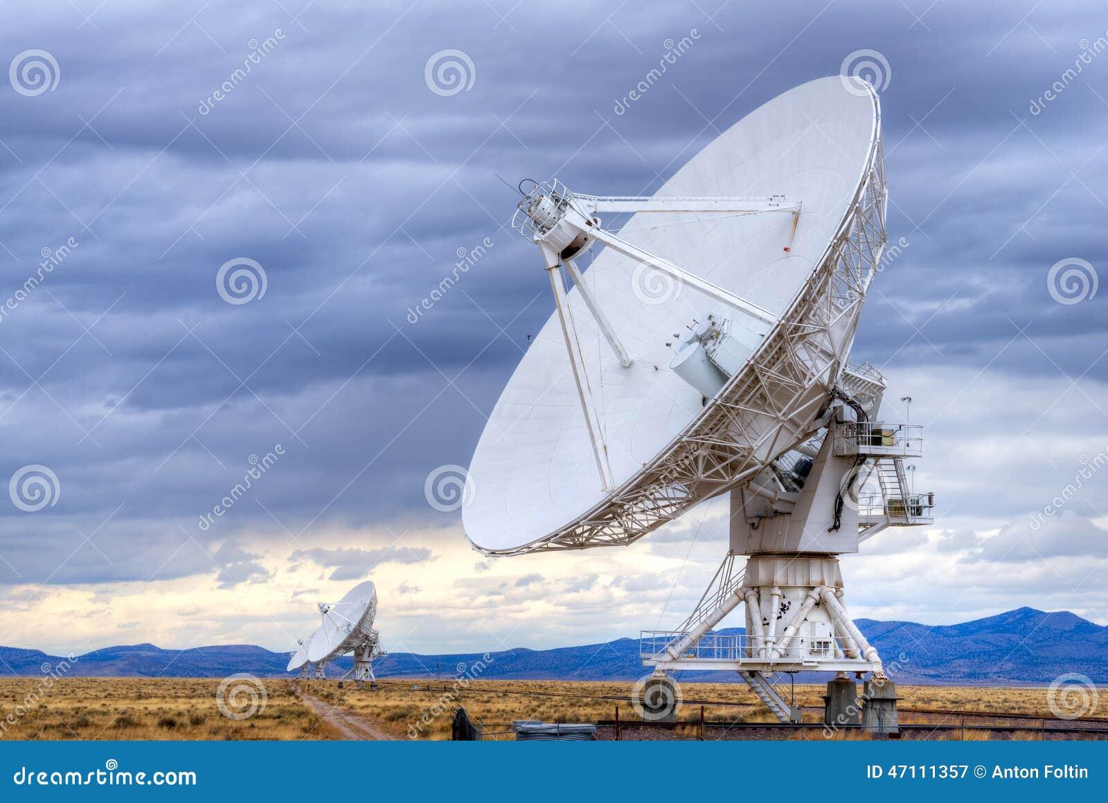 Antenne par radio