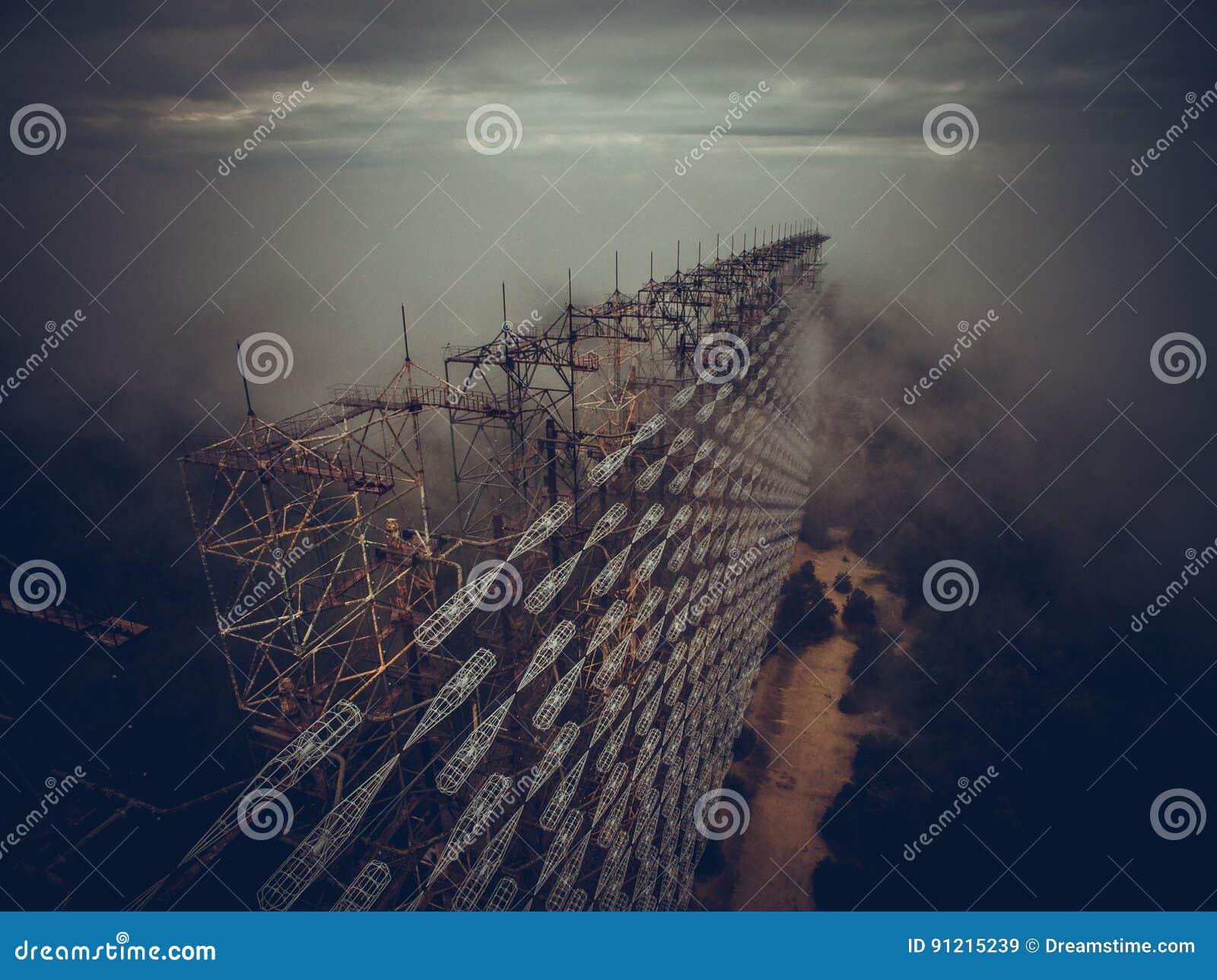 Antenne Tchernobyl