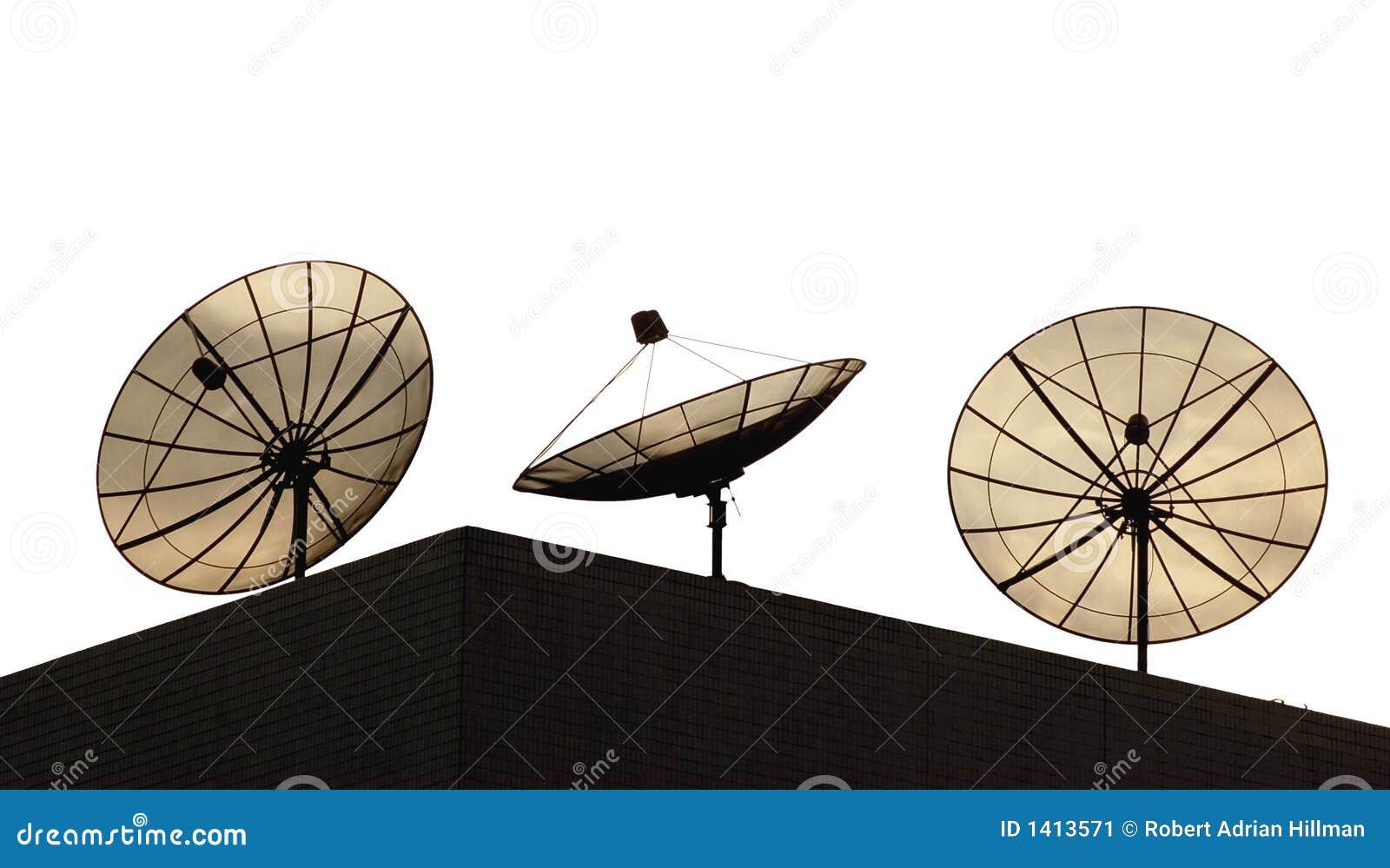 Antennes paraboliques