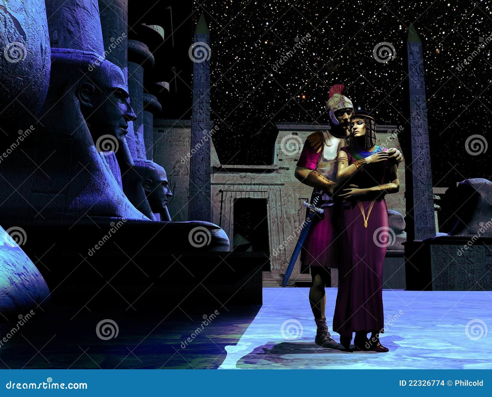 Anthony et Cléopâtre