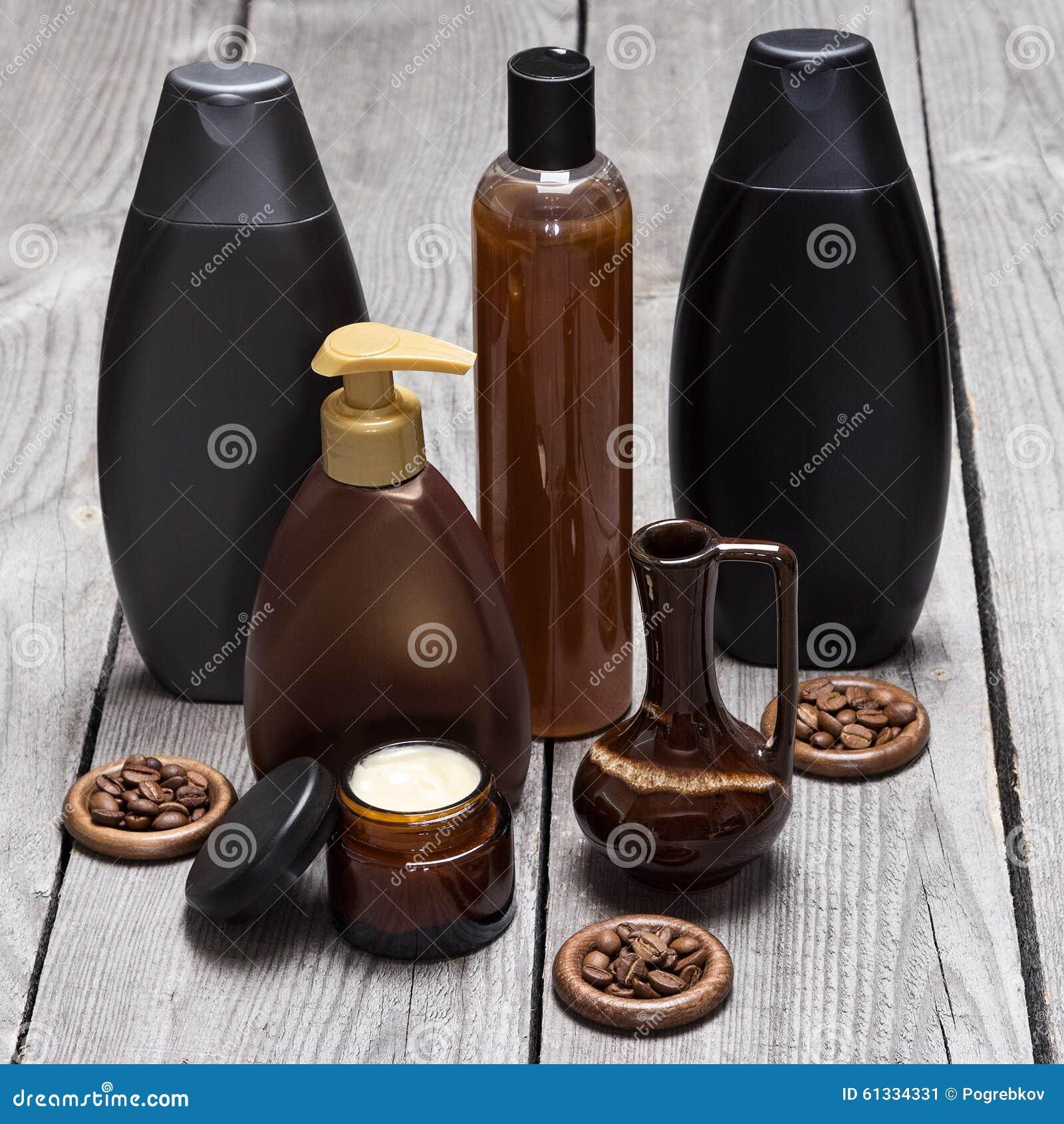 Anti-anti-celluliteschoonheidsmiddelen die op cafeïne worden gebaseerd