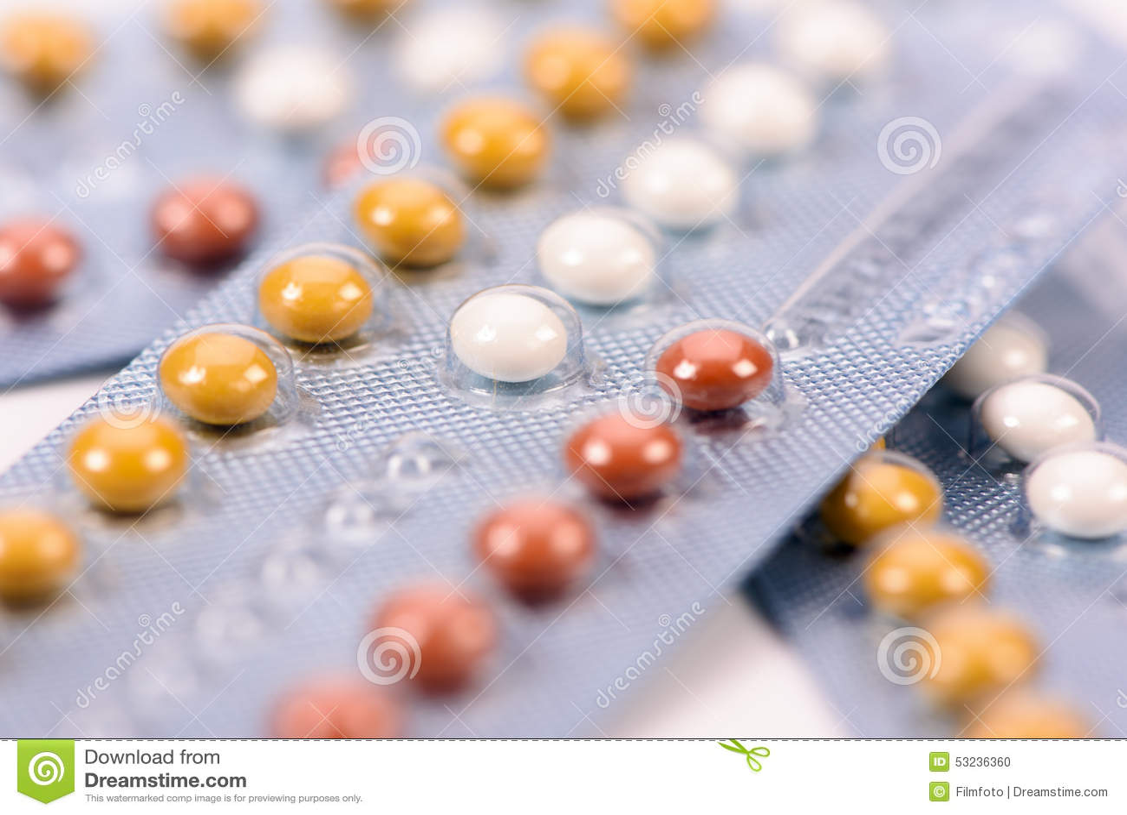 Anti-Baby-Pillen