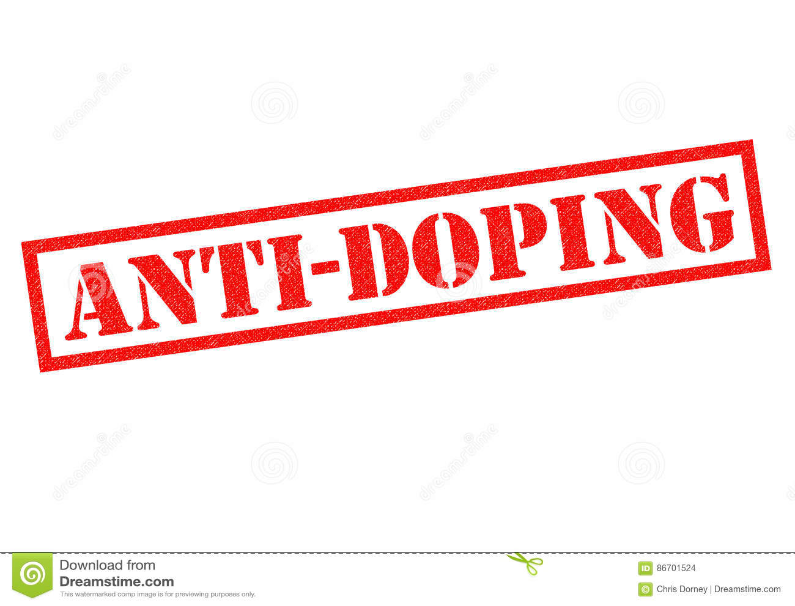 ANTI--dopa