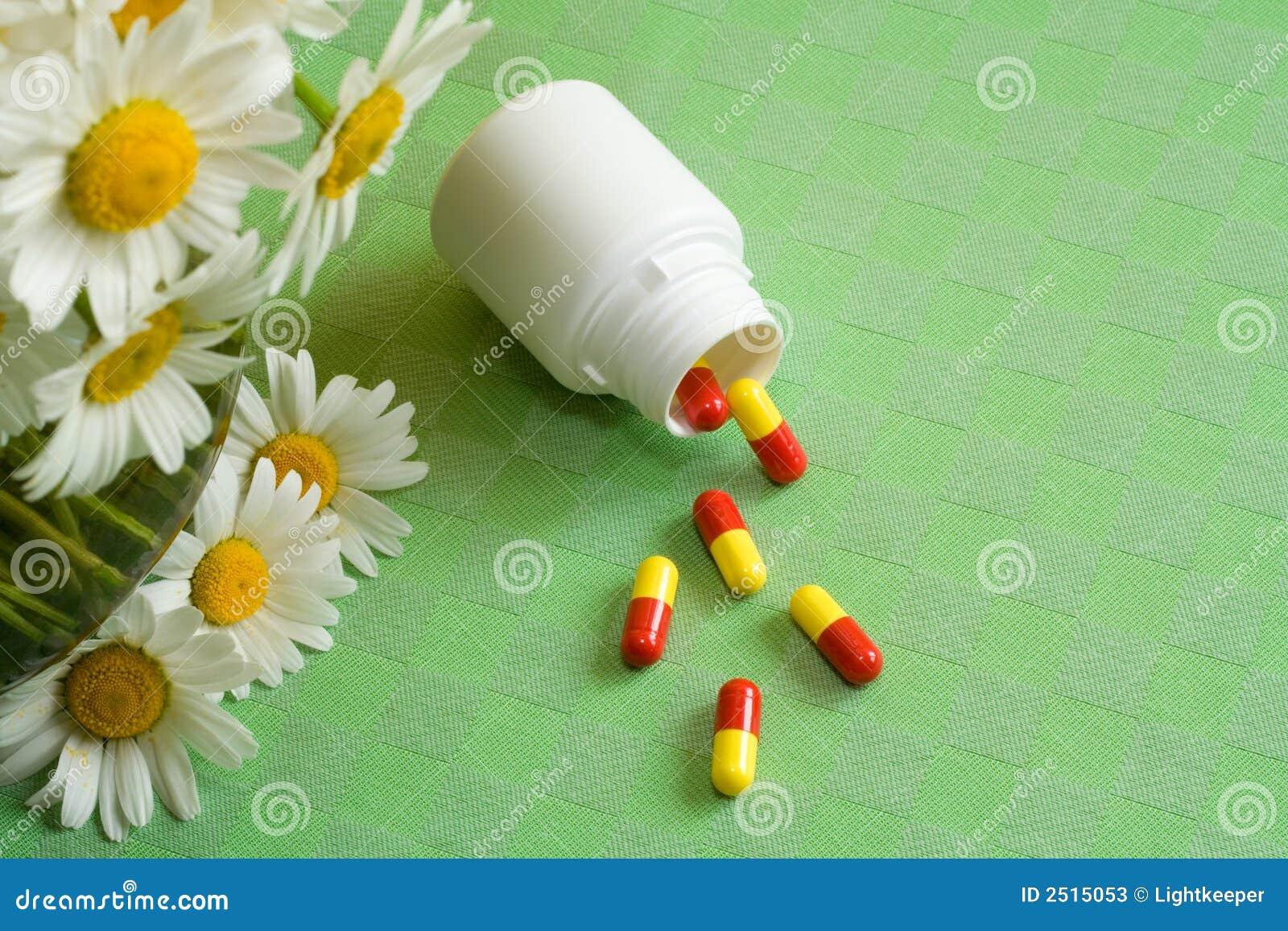 Anti pillole di allergia