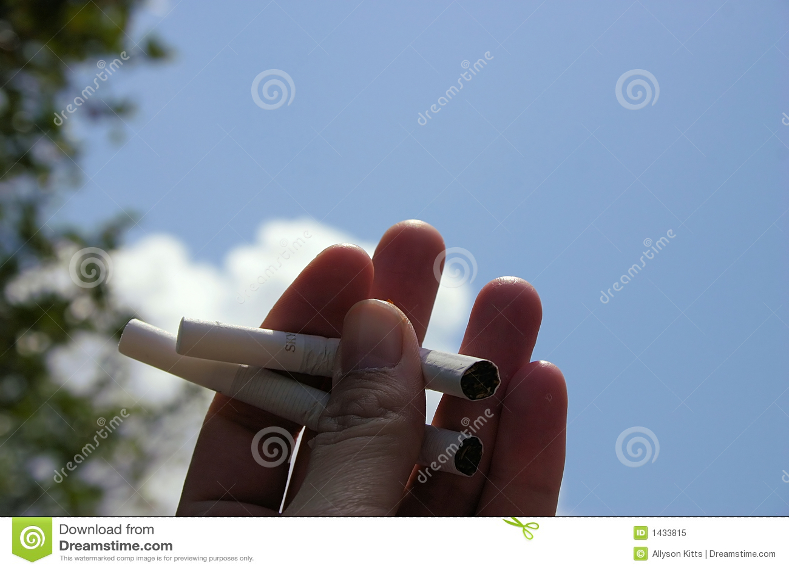 Anti rökning