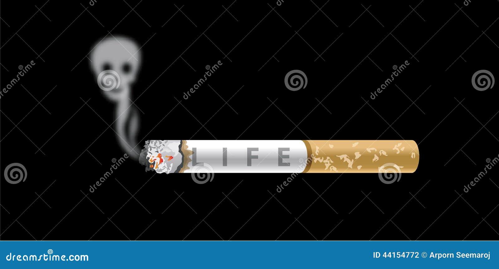 Anti Smoking Stock Vector - Image: 44154772