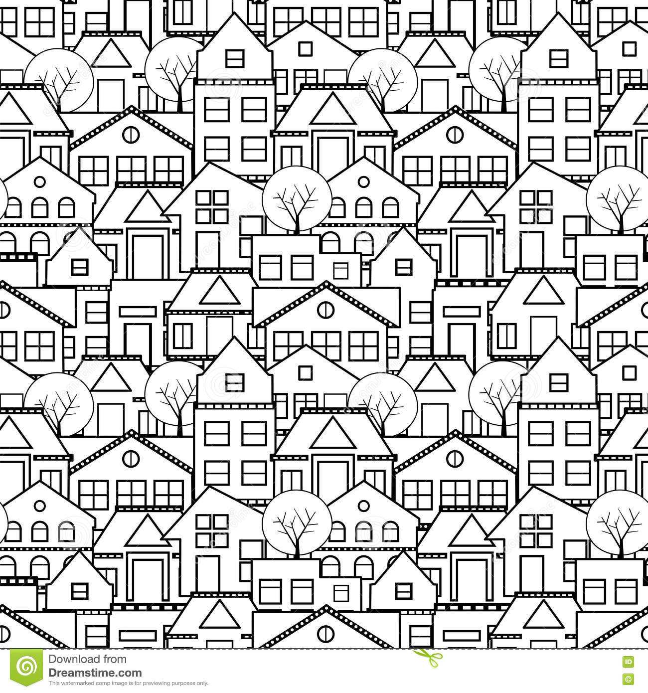 Anti Stress Coloring Book Stock Vector Illustration Of