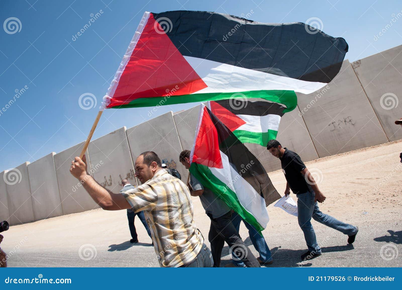 Anti-wall Demonstration, Al-Walaja