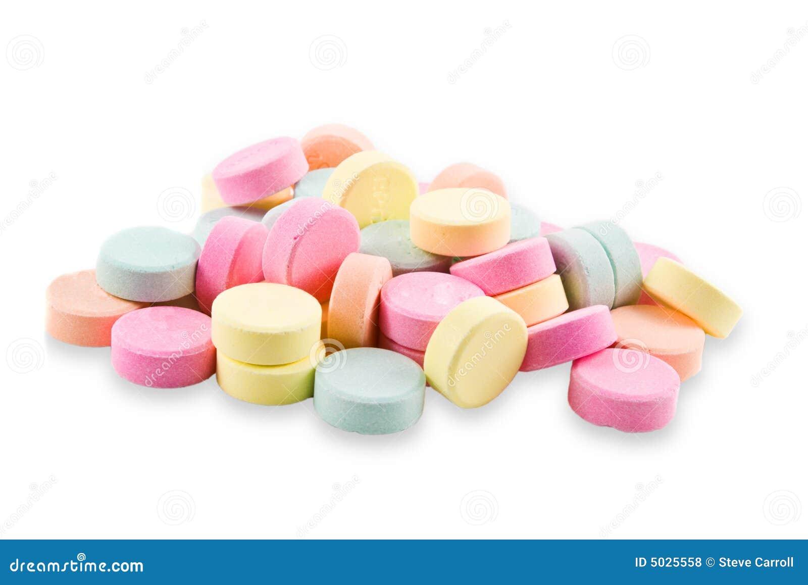 Antiacidum-Tabletten