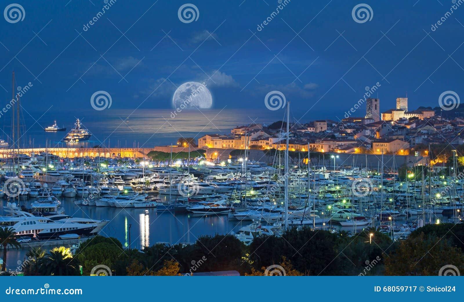 Antibes, französisches Riviera, Taubenschlag d Azur