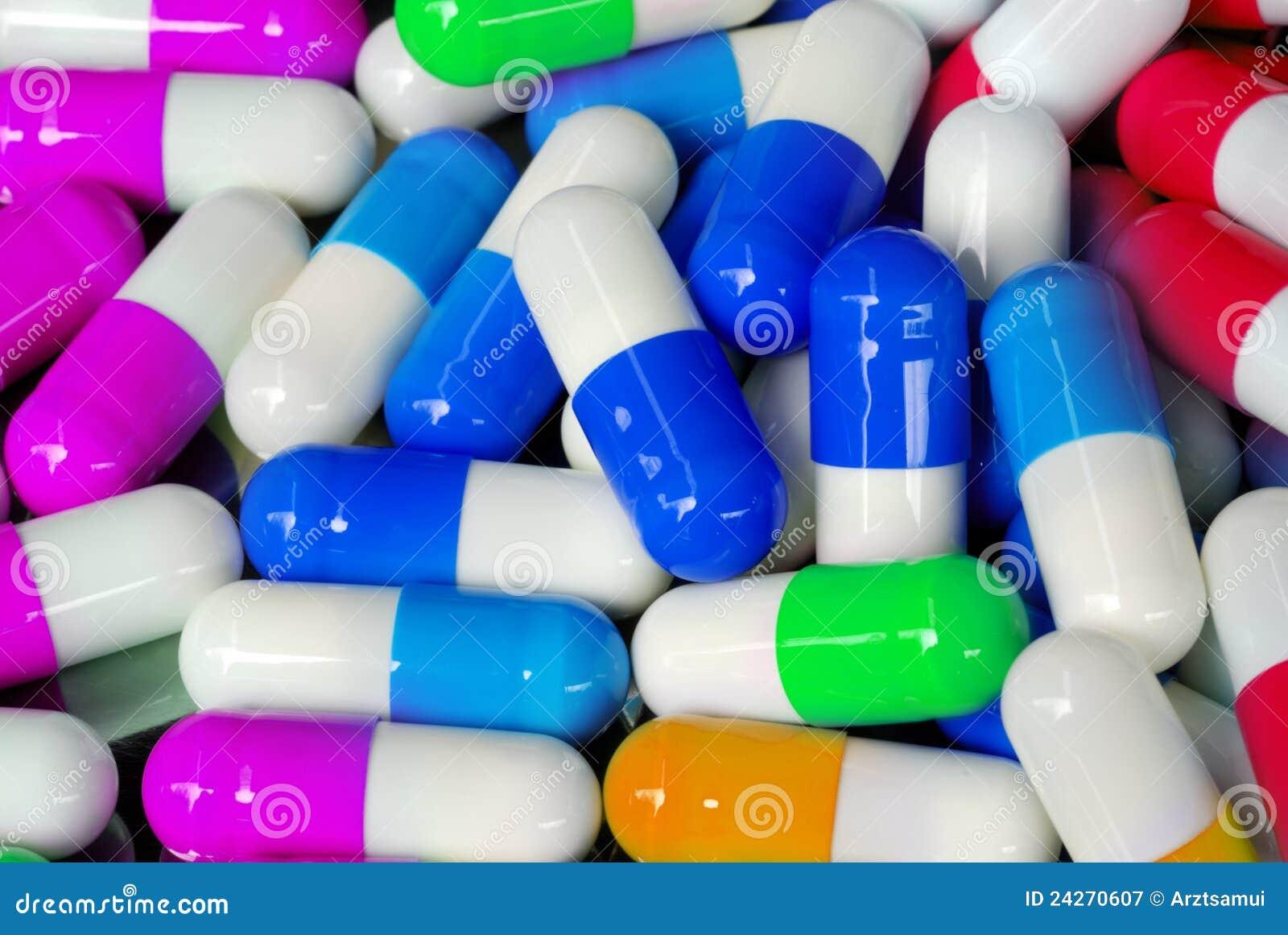 M Antibiotic Antibiotic Capsule Roy...