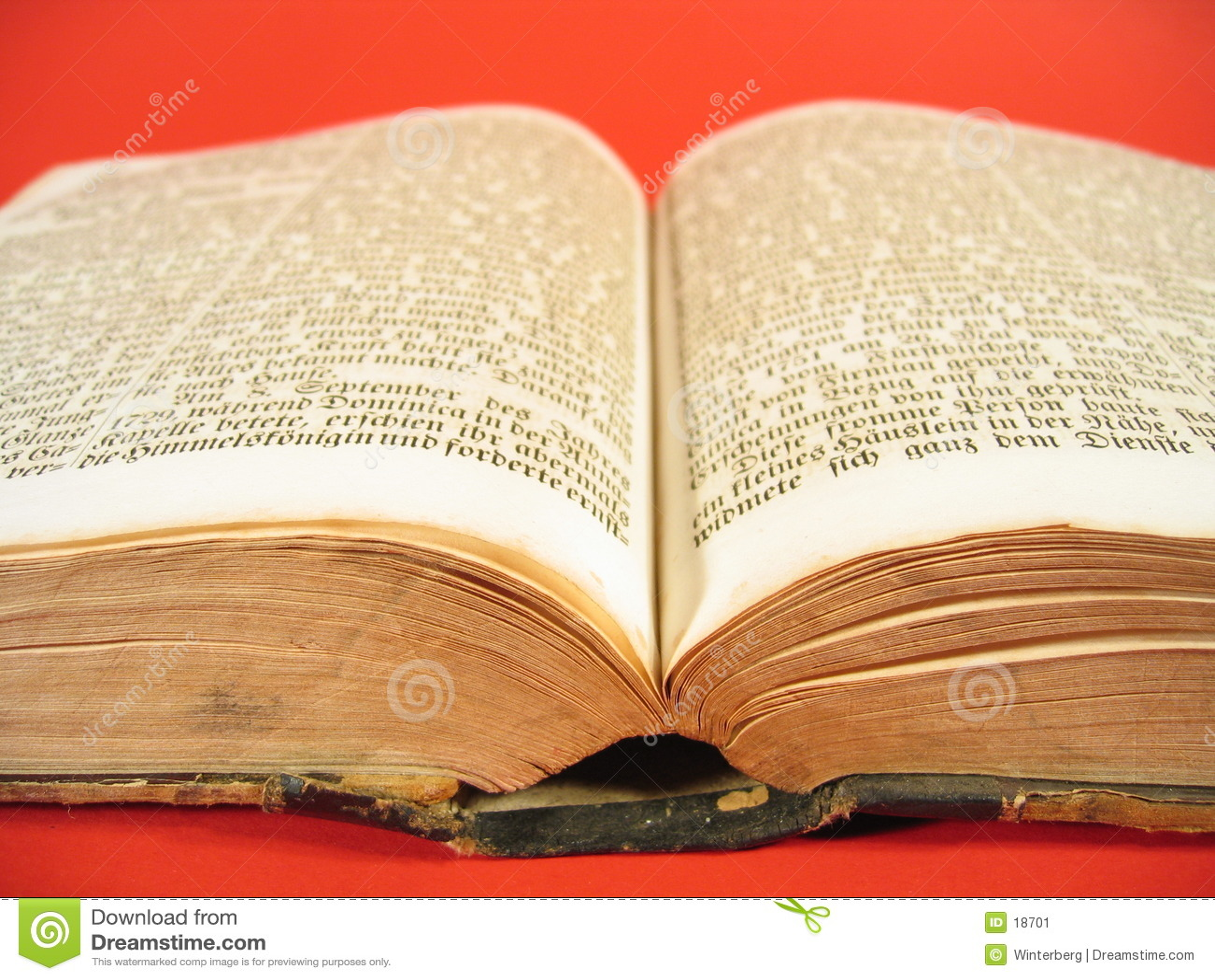 Antiek Boek IV