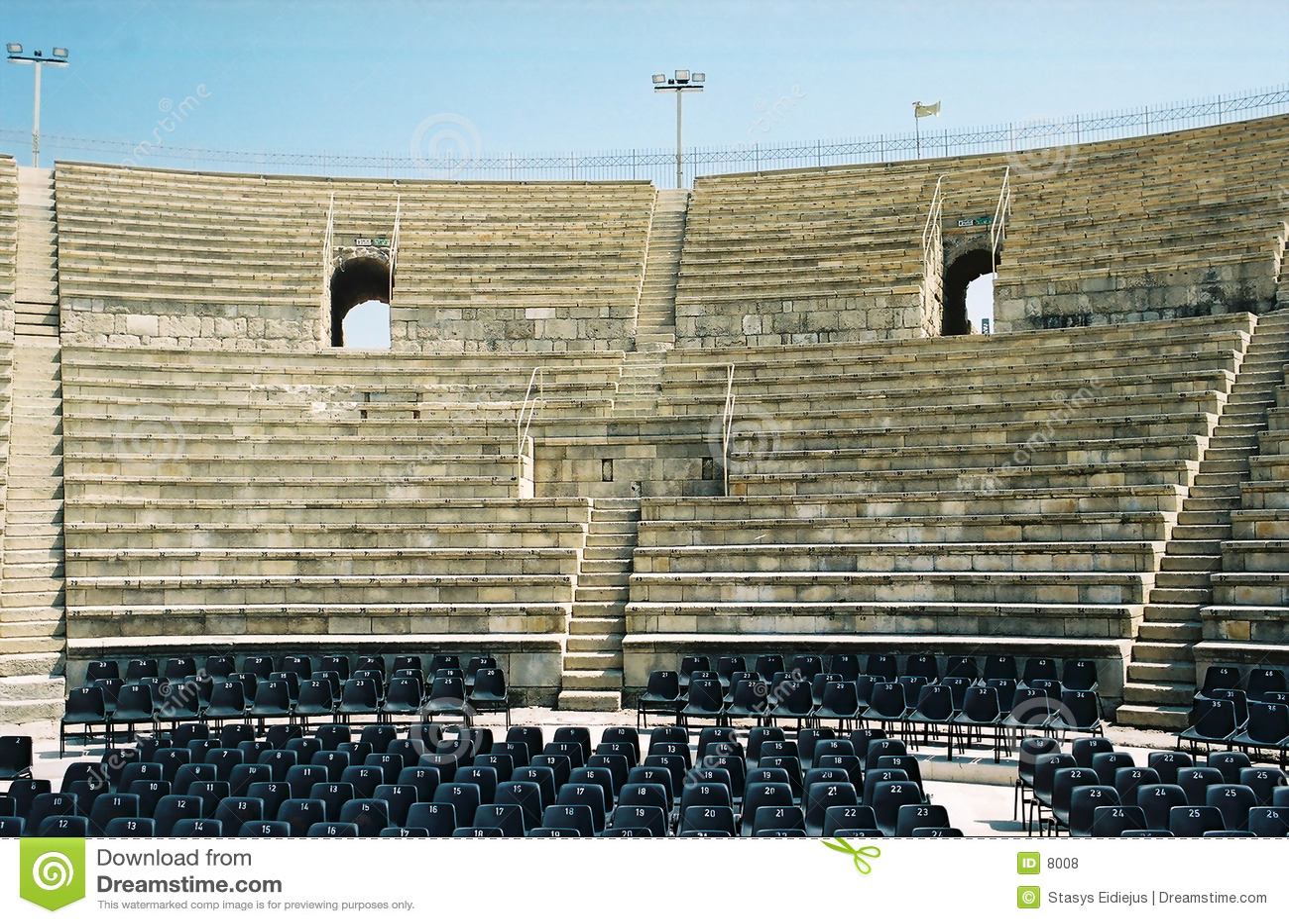Antiek Roman theater