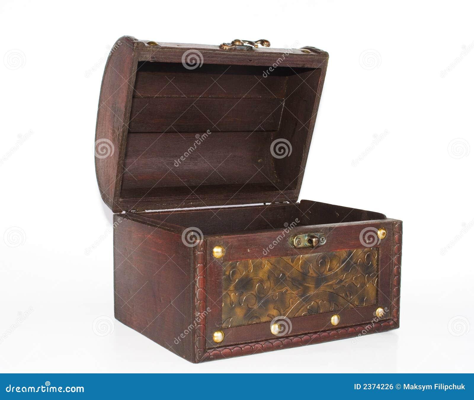 Antieke Kist Royalty vrije Stock Afbeelding   Beeld  2374226