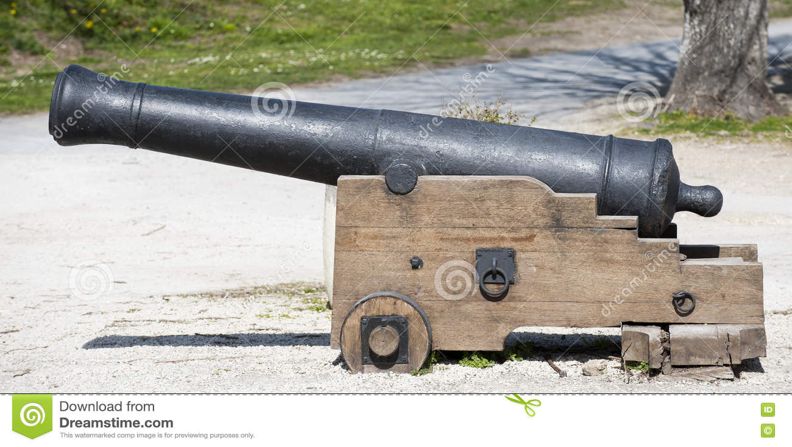 Antigüedad vieja, pequeño canon de la guerra civil del vintage