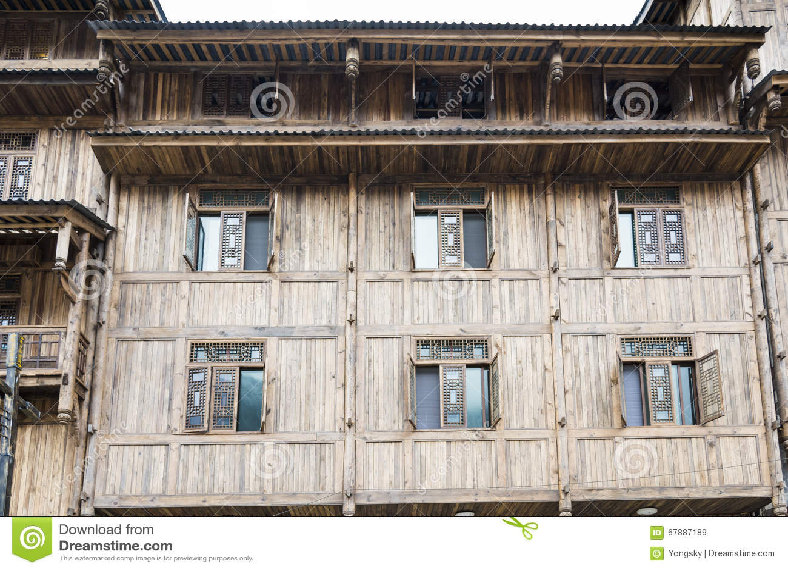 Antik byggnad