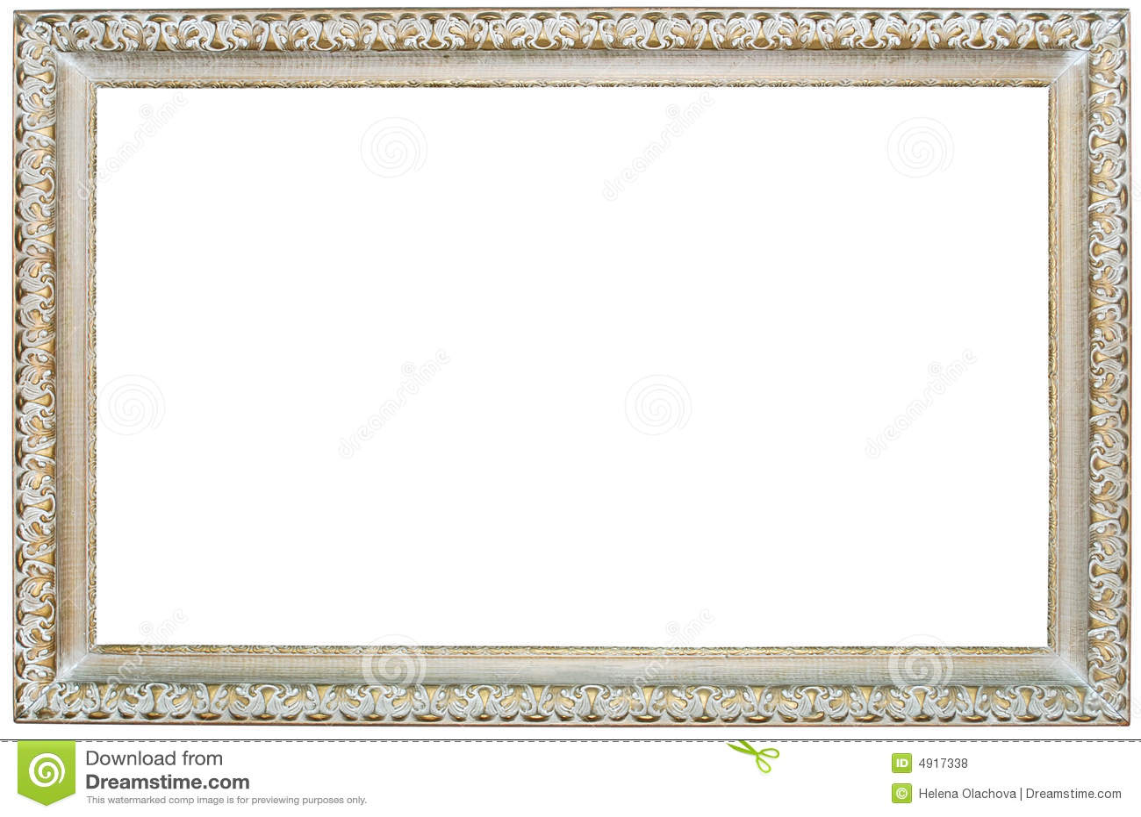 Antike-Bilderrahmen stockfoto. Bild von gold, eleganz - 4917338