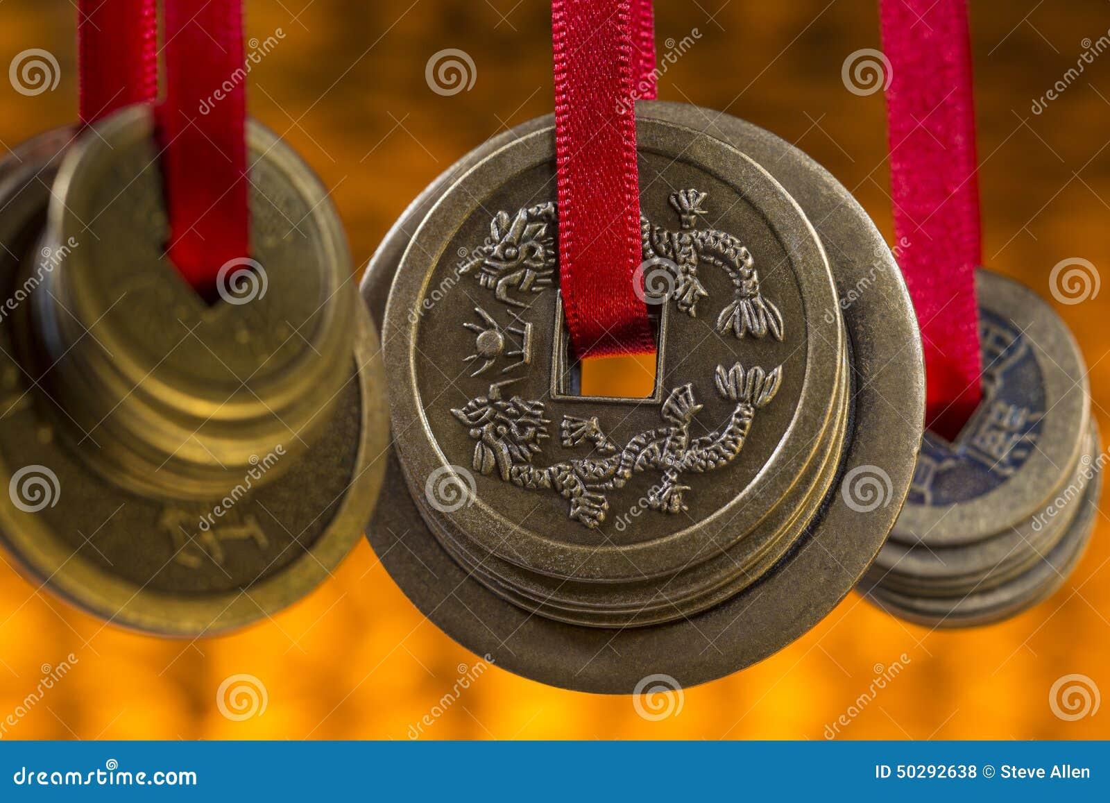 Antike chinesische Münzen - China