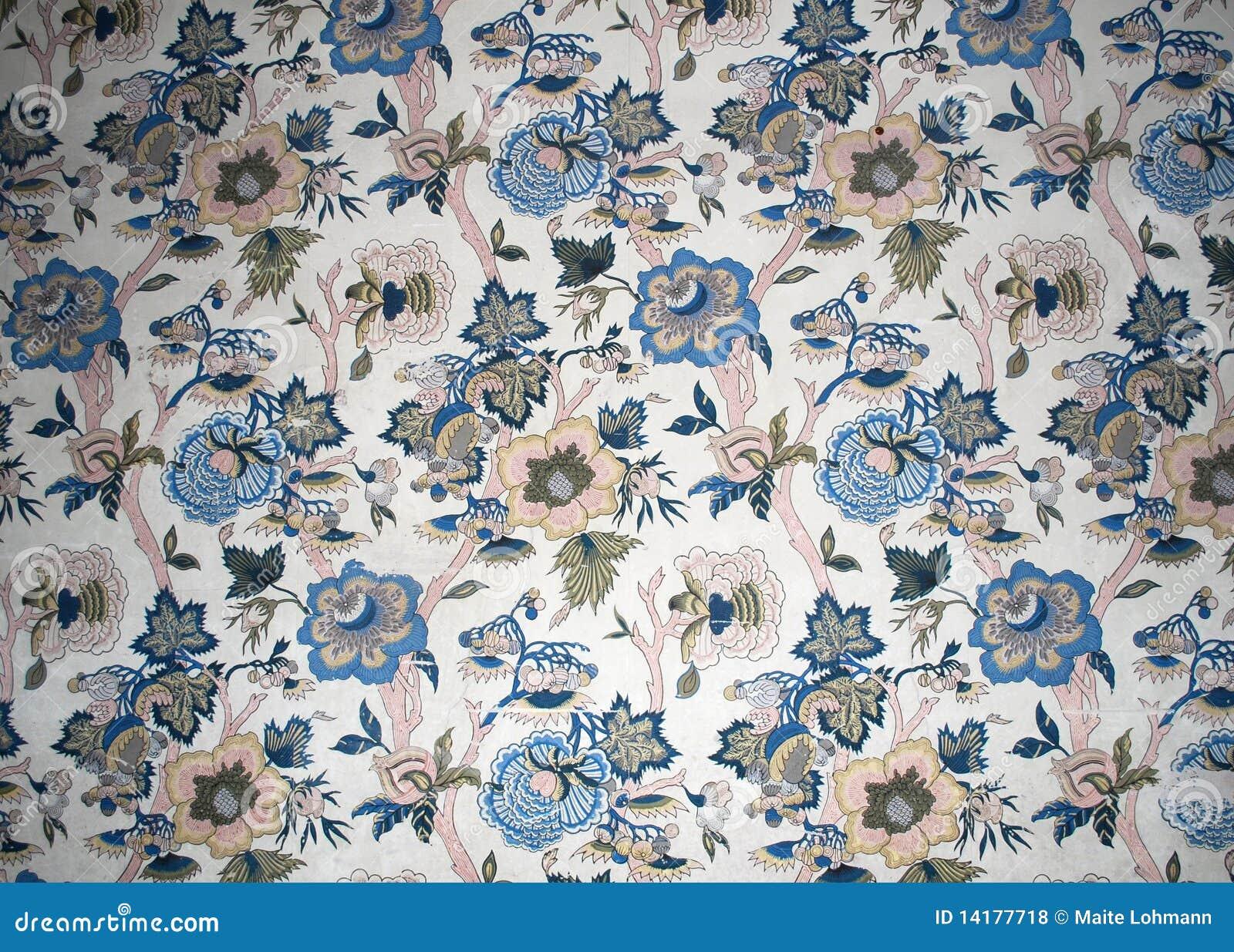 Historische Englische Tapeten : 19th Century Wallpaper Designs