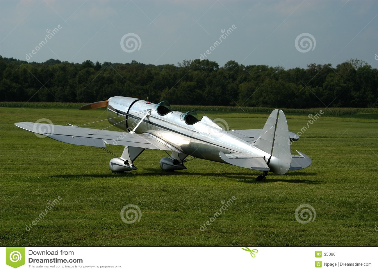 Antikes Flugzeug III