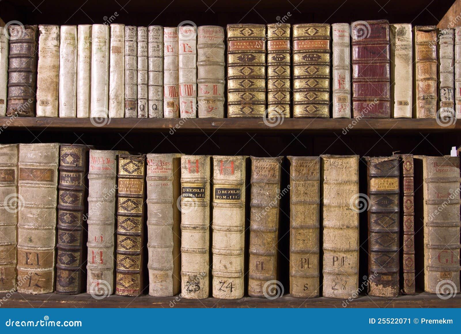 Antikviteten books bokhyllan