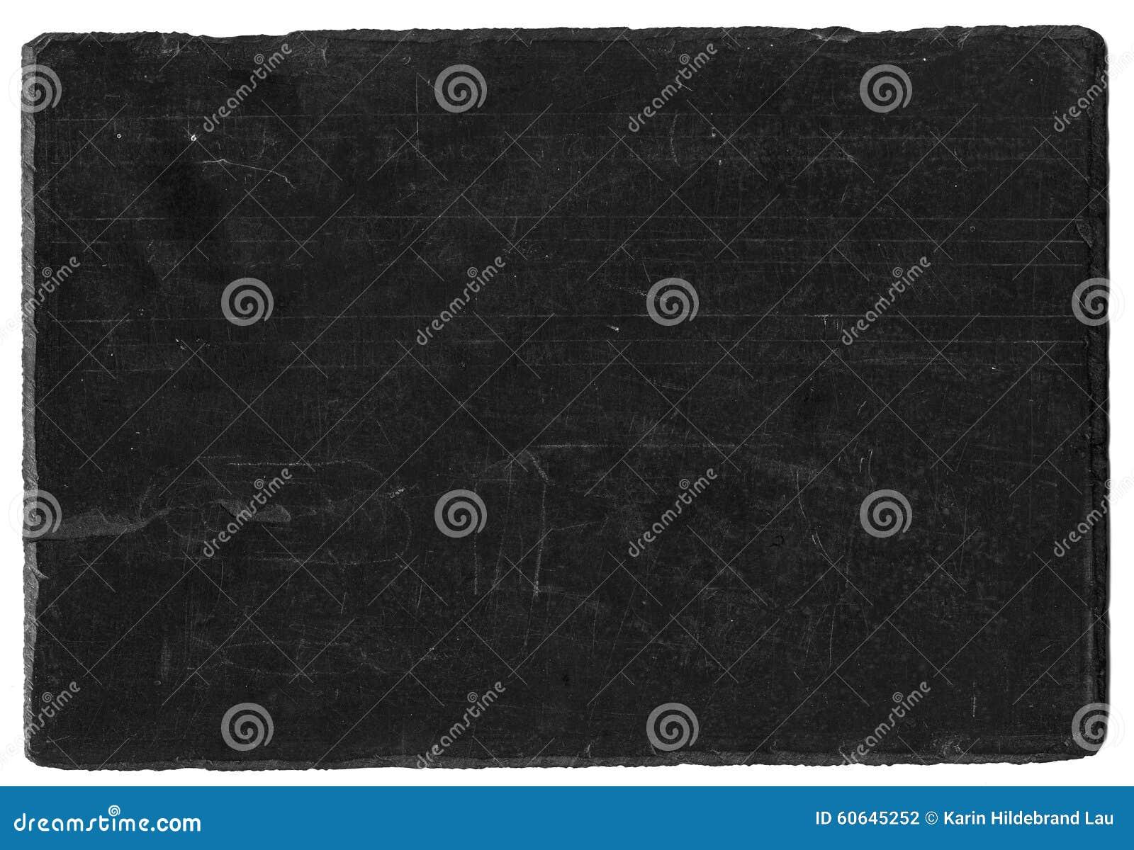 Antikviteten kritiserar den svart tavlan